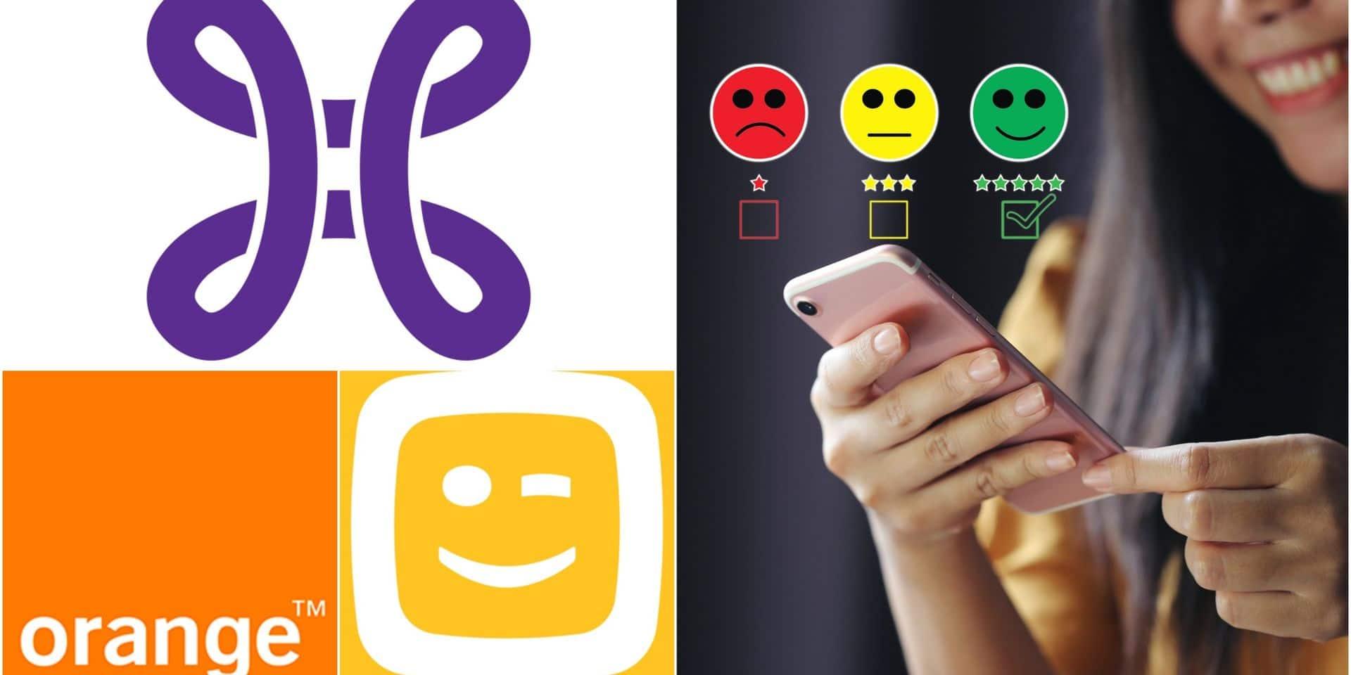 Qualité des réseaux mobiles en Belgique : Proximus toujours devant, Telenet/Base progresse