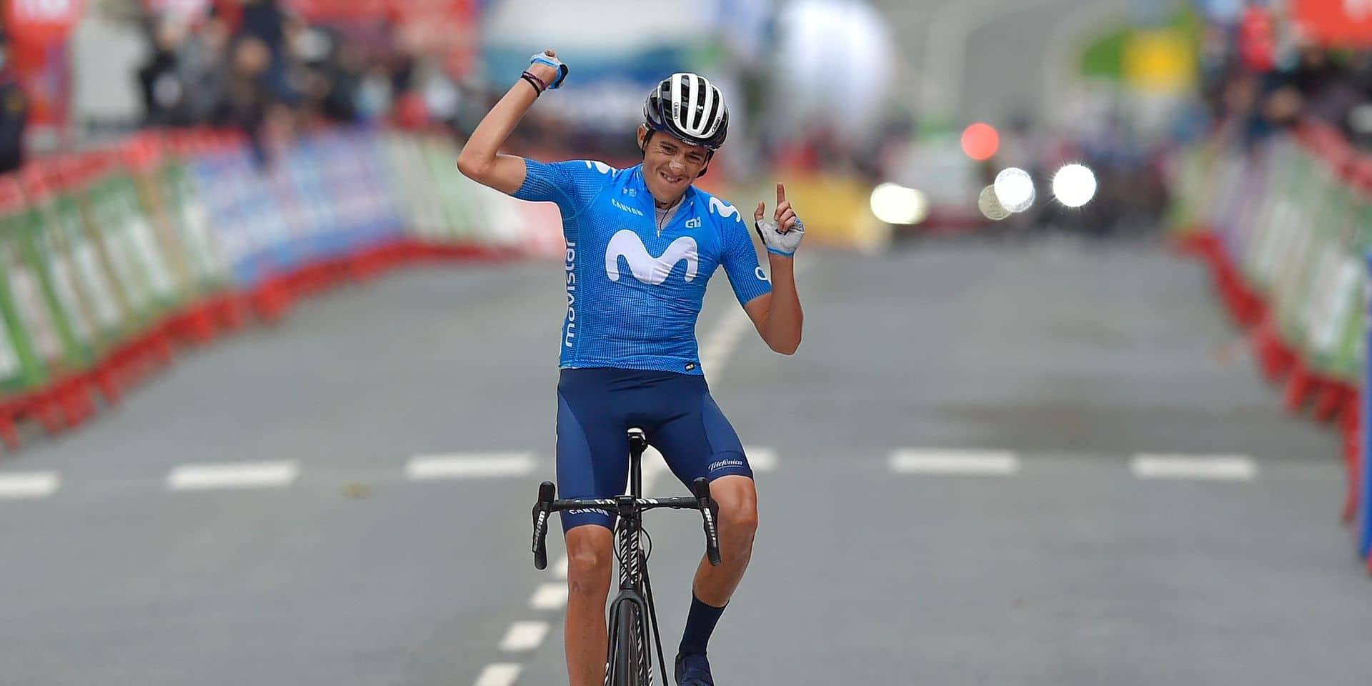 Tour de Romandie: Marc Soler fait coup double dans la 3e étape