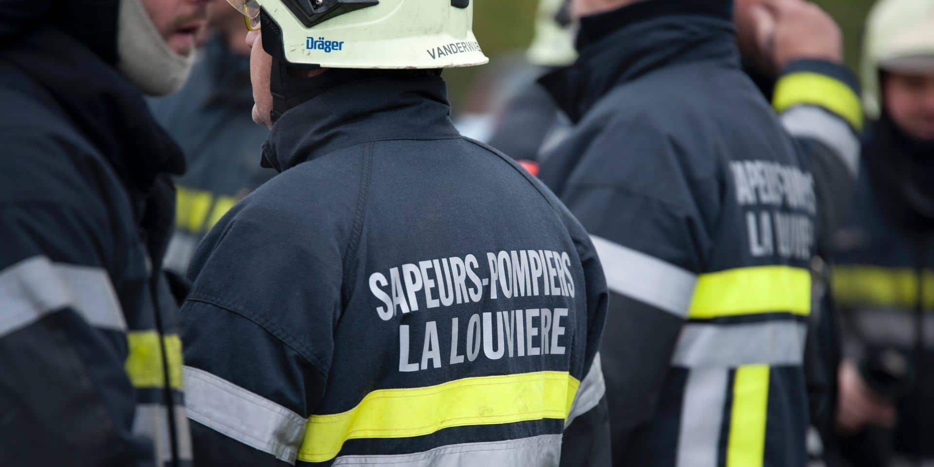Décès suspect d'un sexagénaire dans un incendie à La Louvière : le dossier est à l'instruction