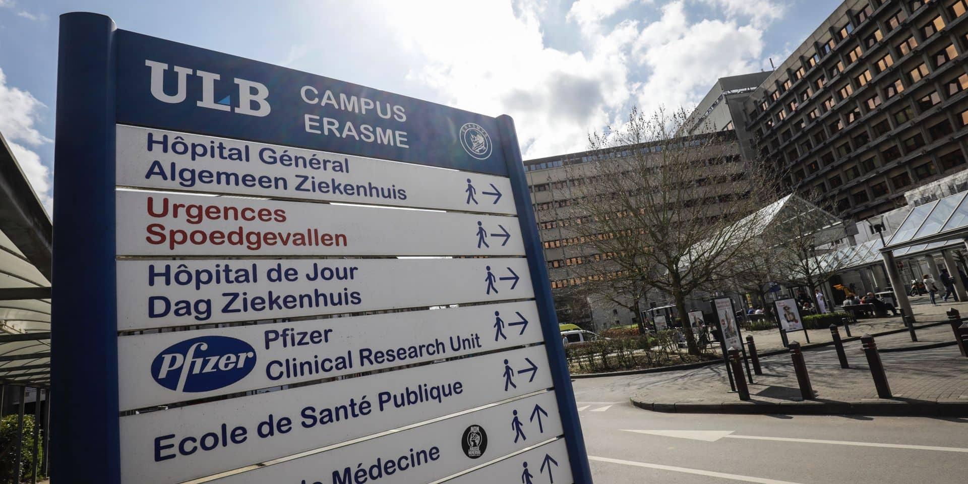 Des infirmiers bruxellois dénoncent une amputation salariale : la police réquisitionne certains grévistes