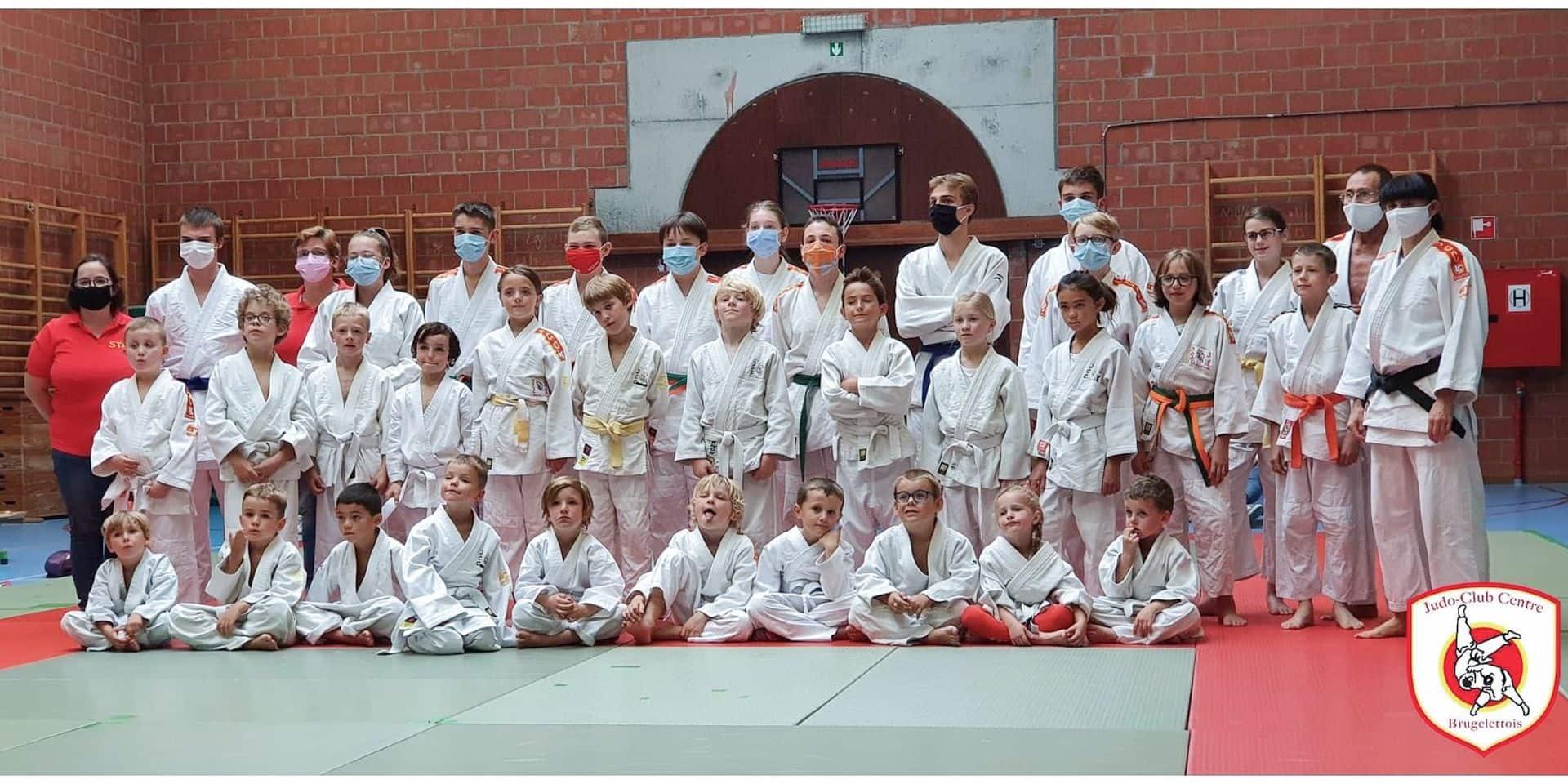Malgré la crise sanitaire, une trentaine de nouveaux pratiquants ont rejoint le judo club de Brugelette en septembre dernier.