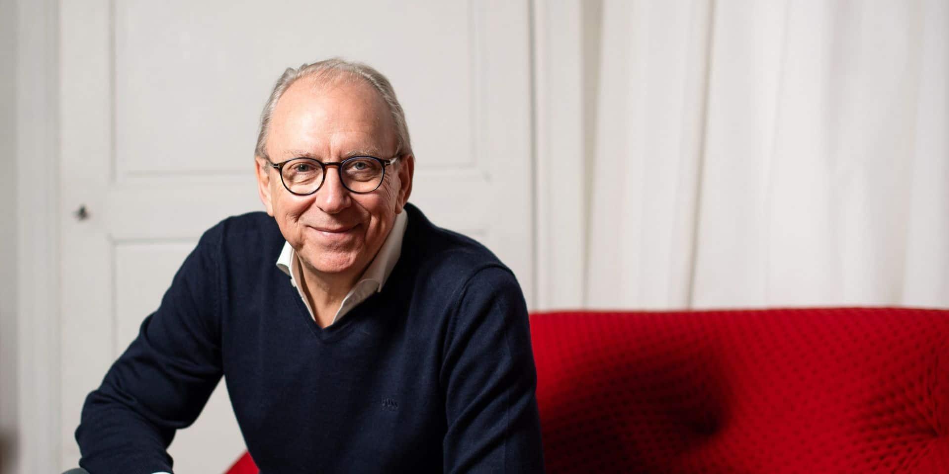 """Michel Lecomte, nouveau personnage de """"Votez pour moi"""": """"C'est un honneur pour moi"""""""