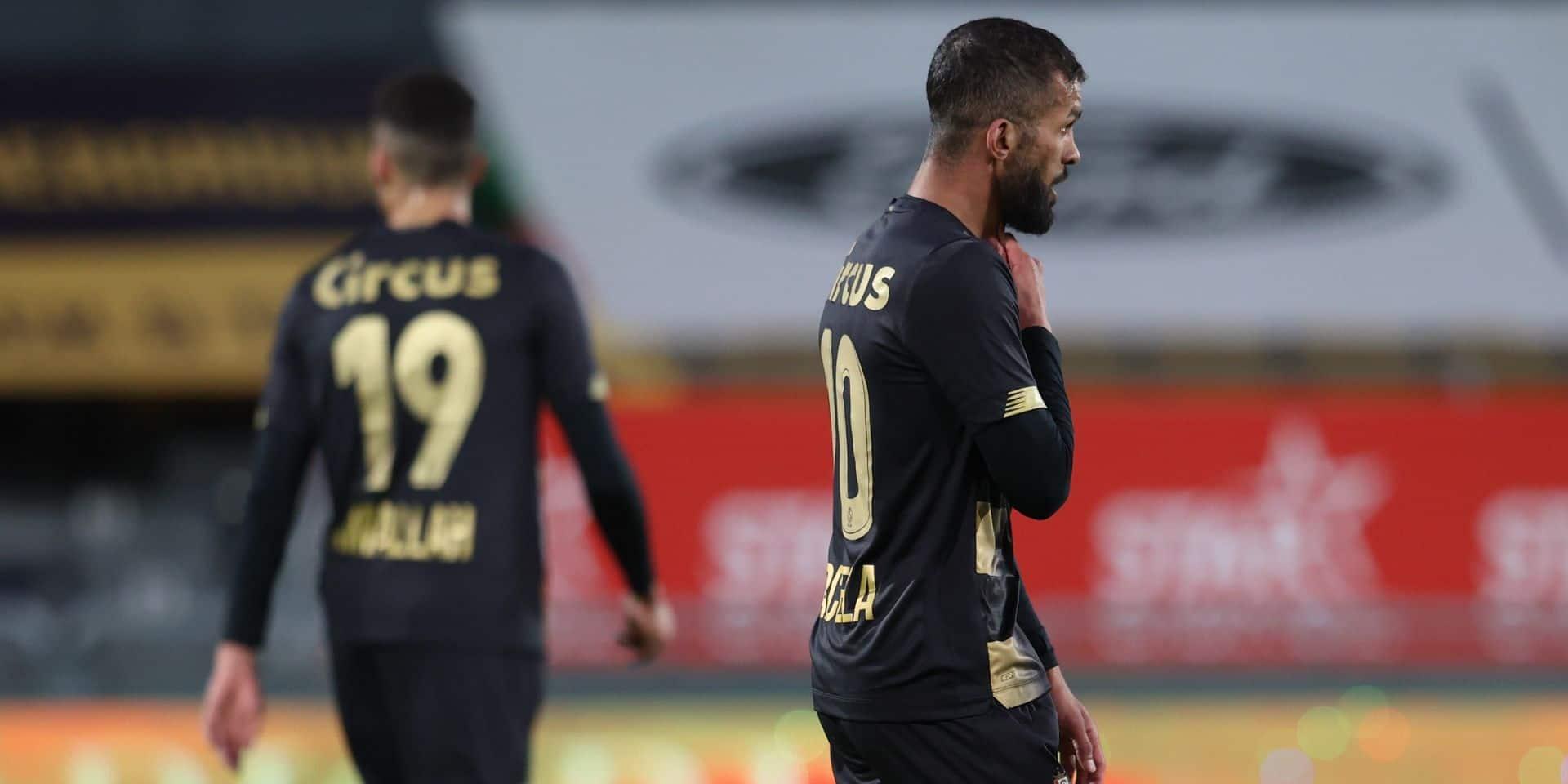 Les Rouches commencent mal les playoffs 2 à Ostende : notez les joueurs du Standard