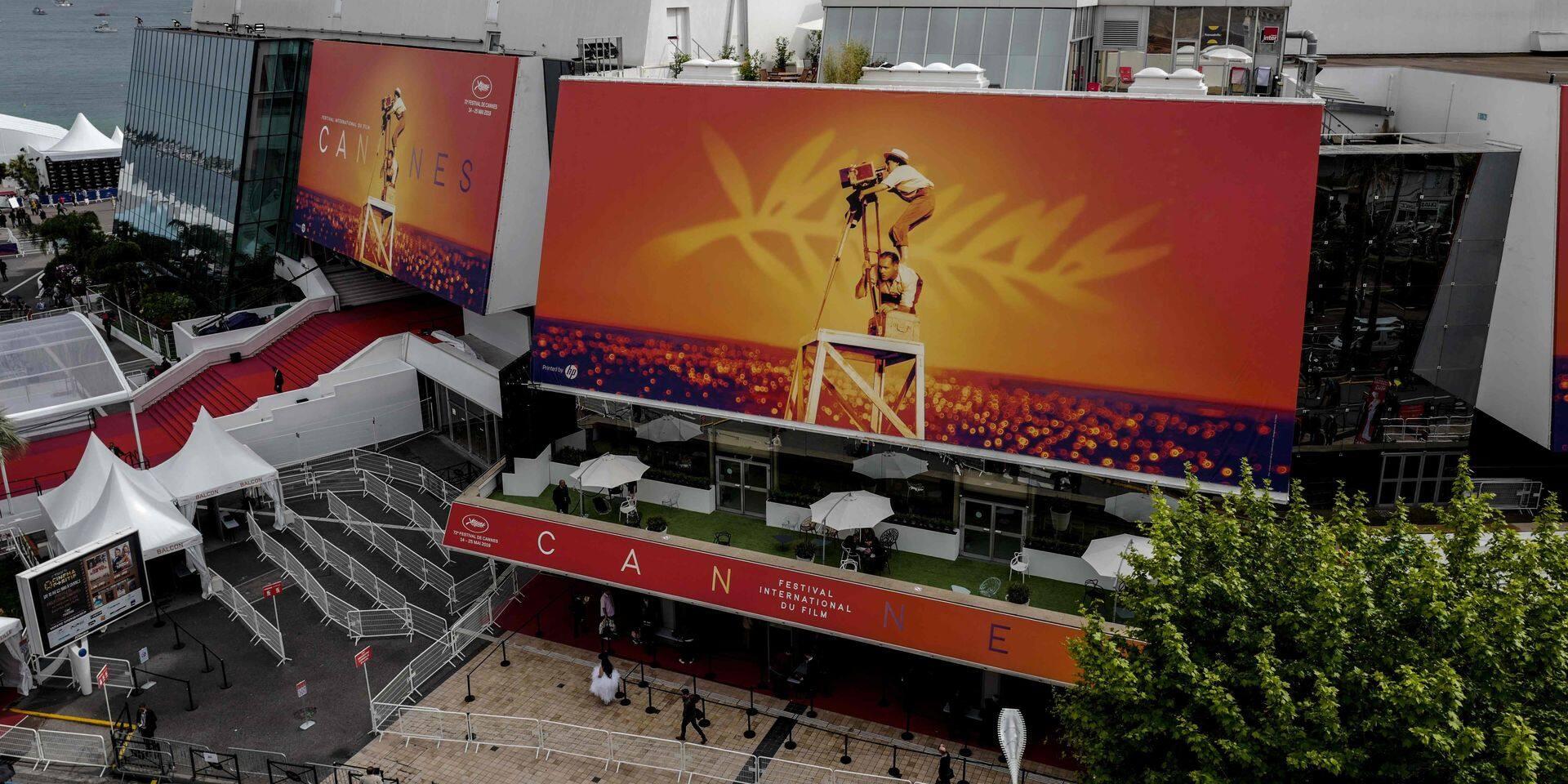 Grave accident à Cannes: une actrice s'empale sur les grilles de sa résidence
