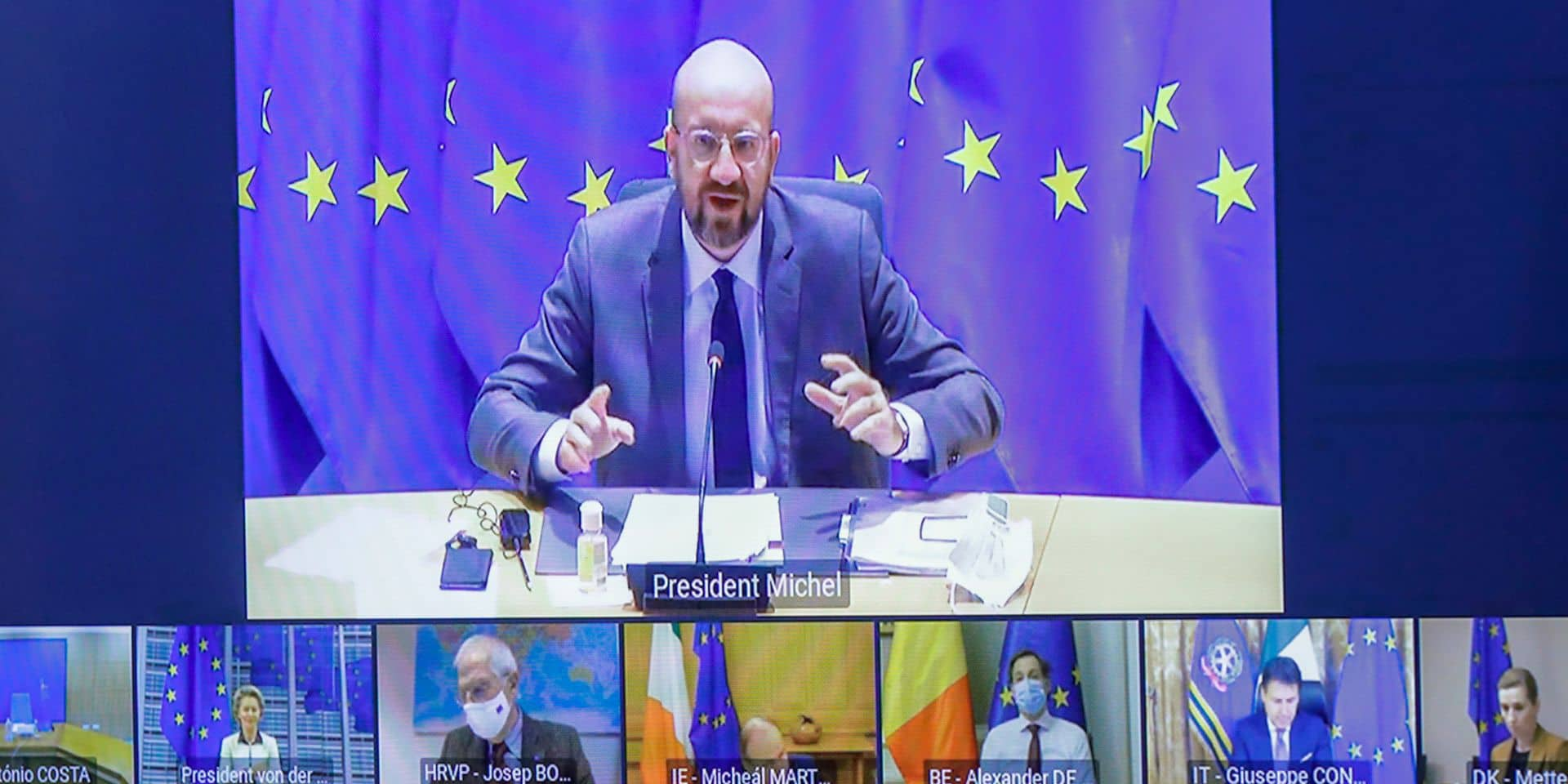 """L'UE demande de """"la transparence"""" aux entreprises sur les retards des vaccins: """"Nous entendons faire respecter les contrats"""""""