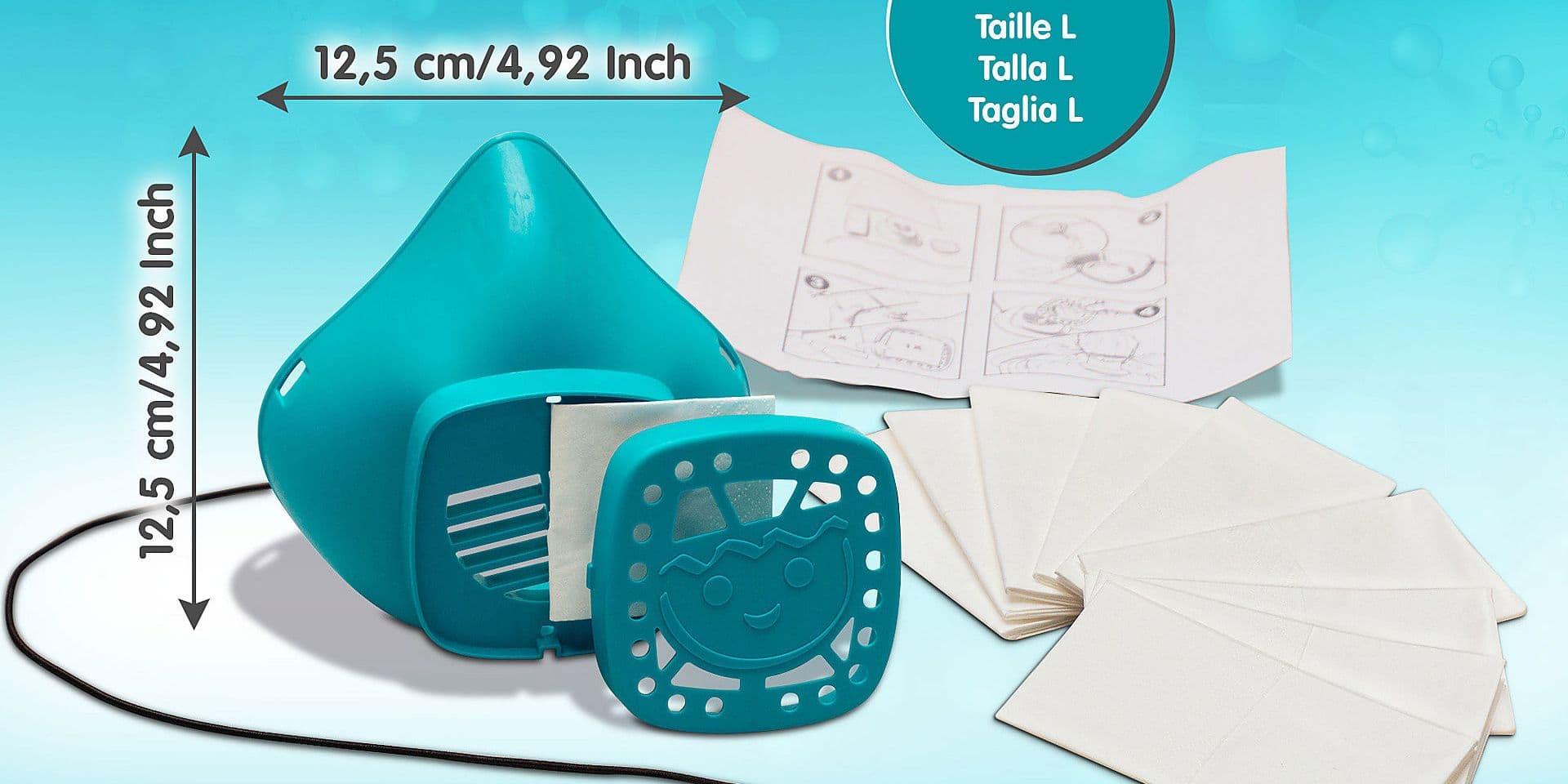 Le carton des masques en plastique de Playmobil pour lutter contre le coronavirus