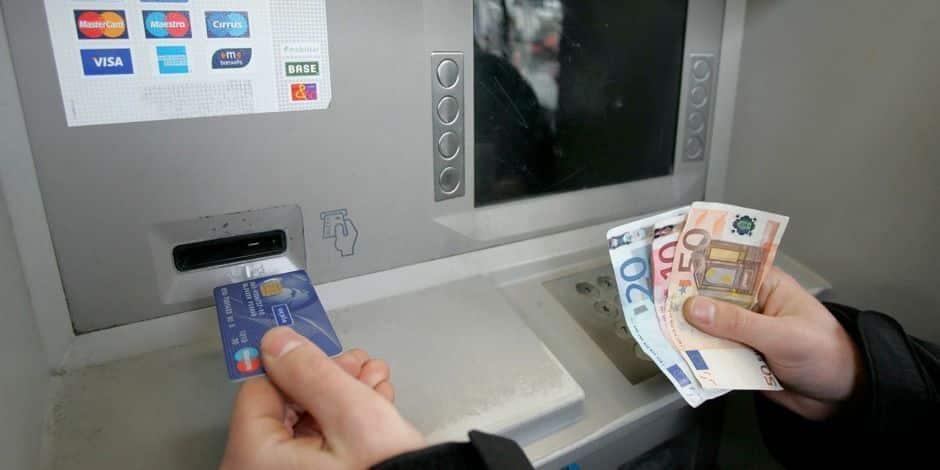 Ath: Braqué après avoir retiré de l'argent au distributeur
