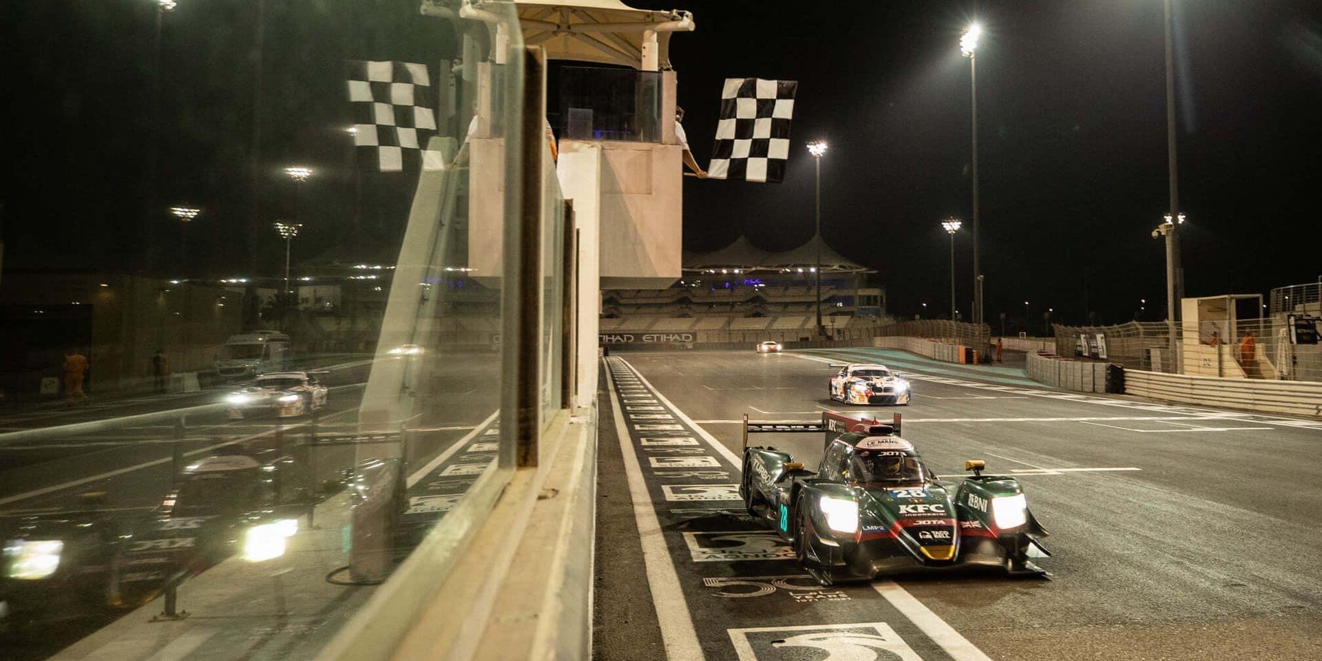 4H d'Abu Dhabi II: Gelael double la mise, pas de Belge sur le podium