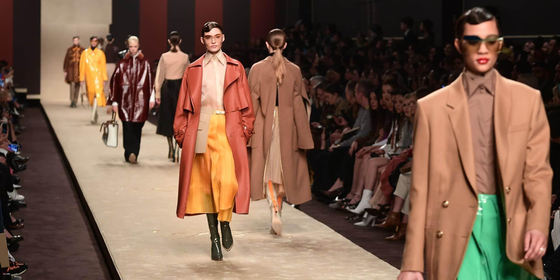 Comment va-t-on s'habiller l'hiver prochain? Les grandes tendances de la Fashion Week de Milan
