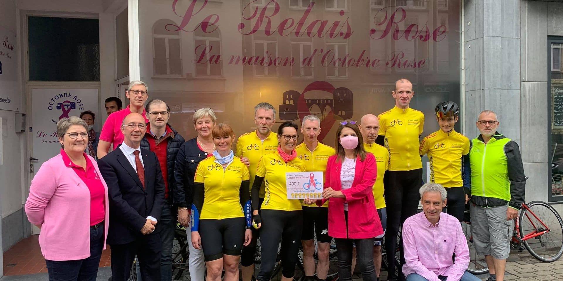 Tournai: une grave chute pour une participante du challenge Je Roule Sein-Glé
