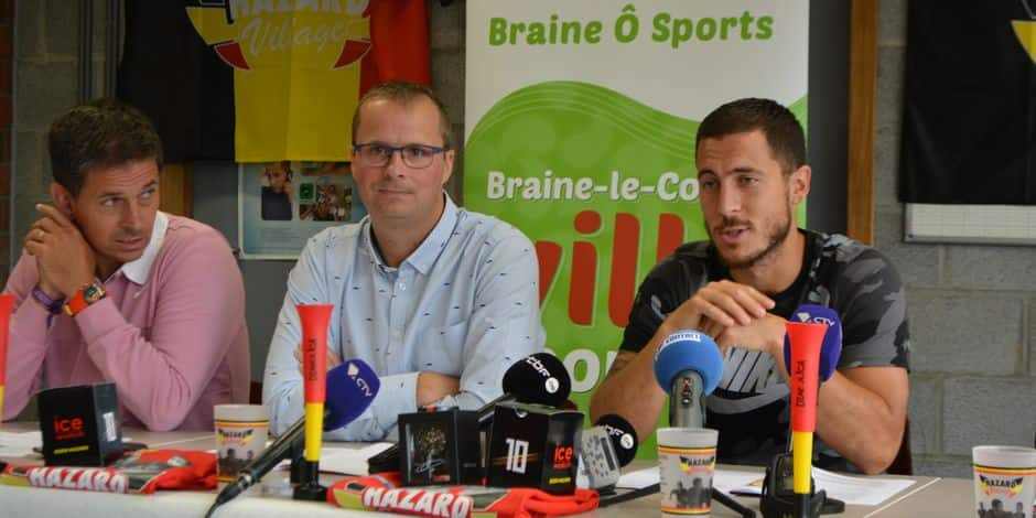 Eden Hazard se donnerait le titre de meilleur joueur — Belgique