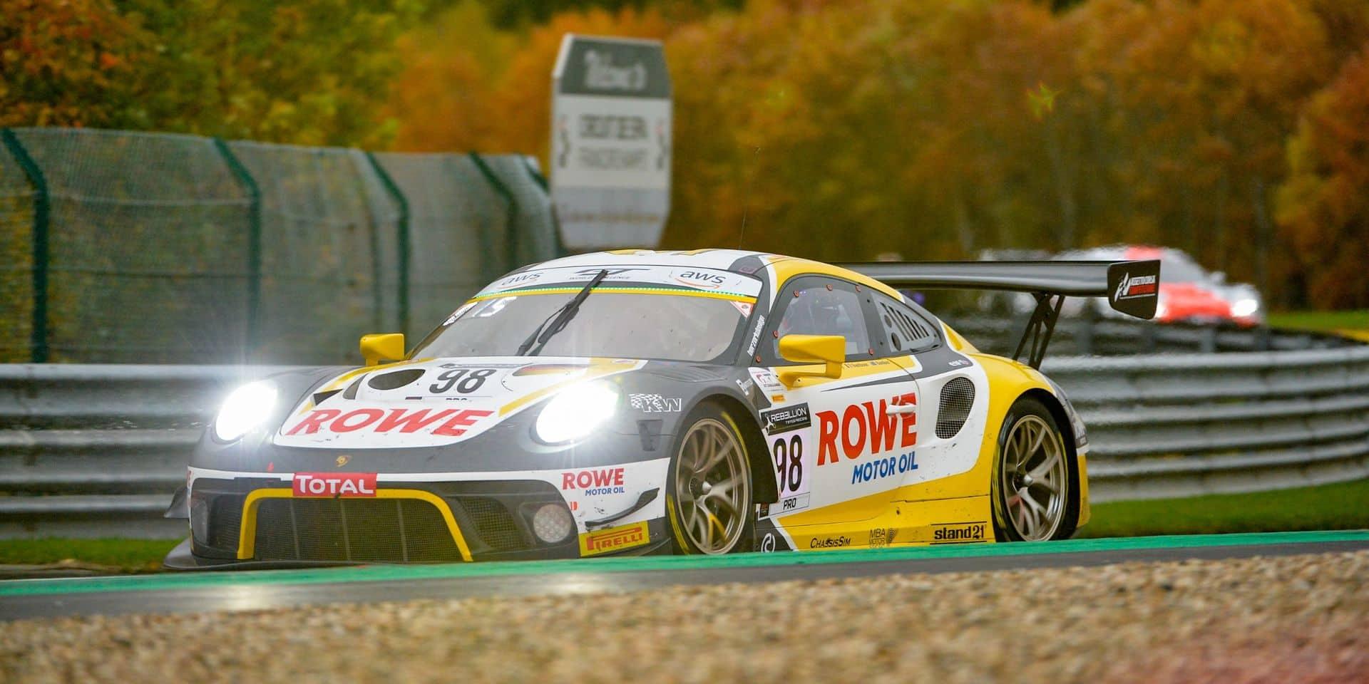 Laurens Vanthoor et Porsche remportent les 24 Heures de Spa-Francorchamps 2020 !