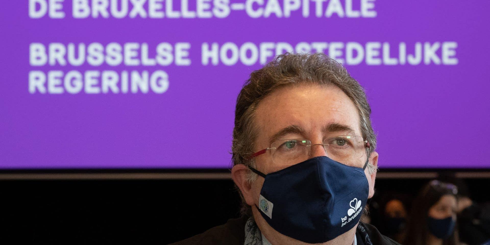 La majorité soutient le projet de taxation kilométrique du gouvernement Vervoort