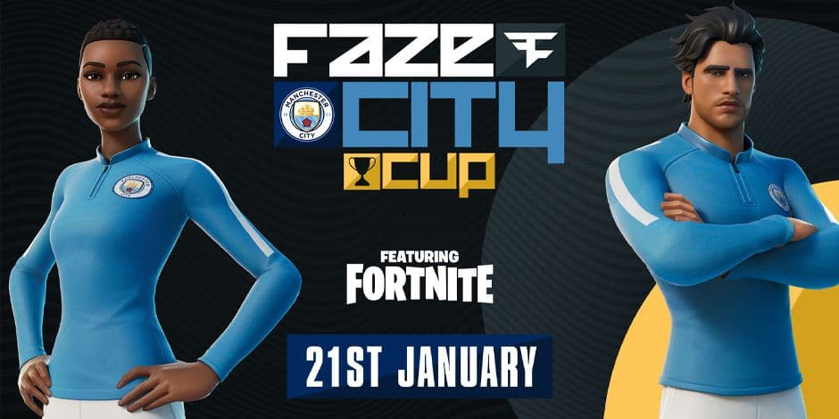 Manchester City organise un tournoi Fortnite avec Kevin De Bruyne en tête d'affiche