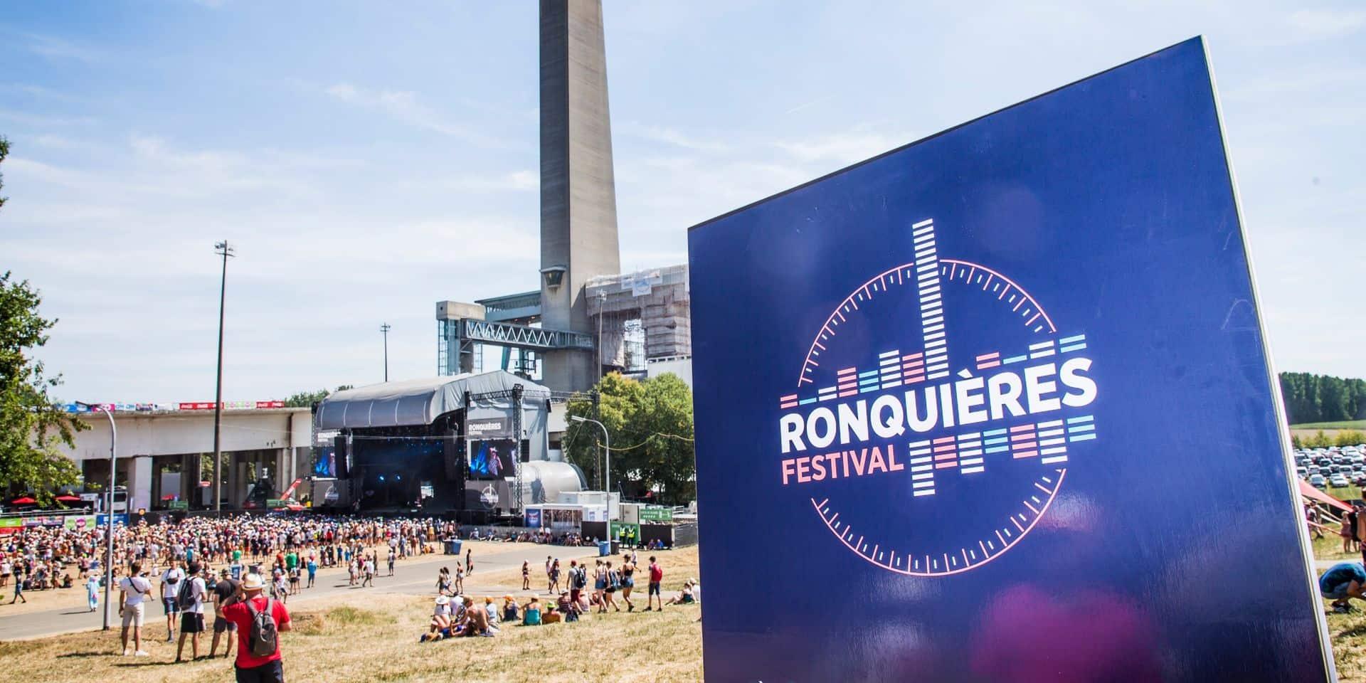 Ronquières Festival : encore trois artistes confirmés pour l'édition 2021 !