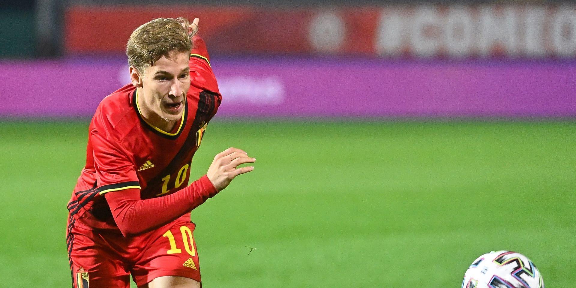 """Les Diablotins face à leur destin contre le Danemark: """"Un beau challenge pour les joueurs"""""""