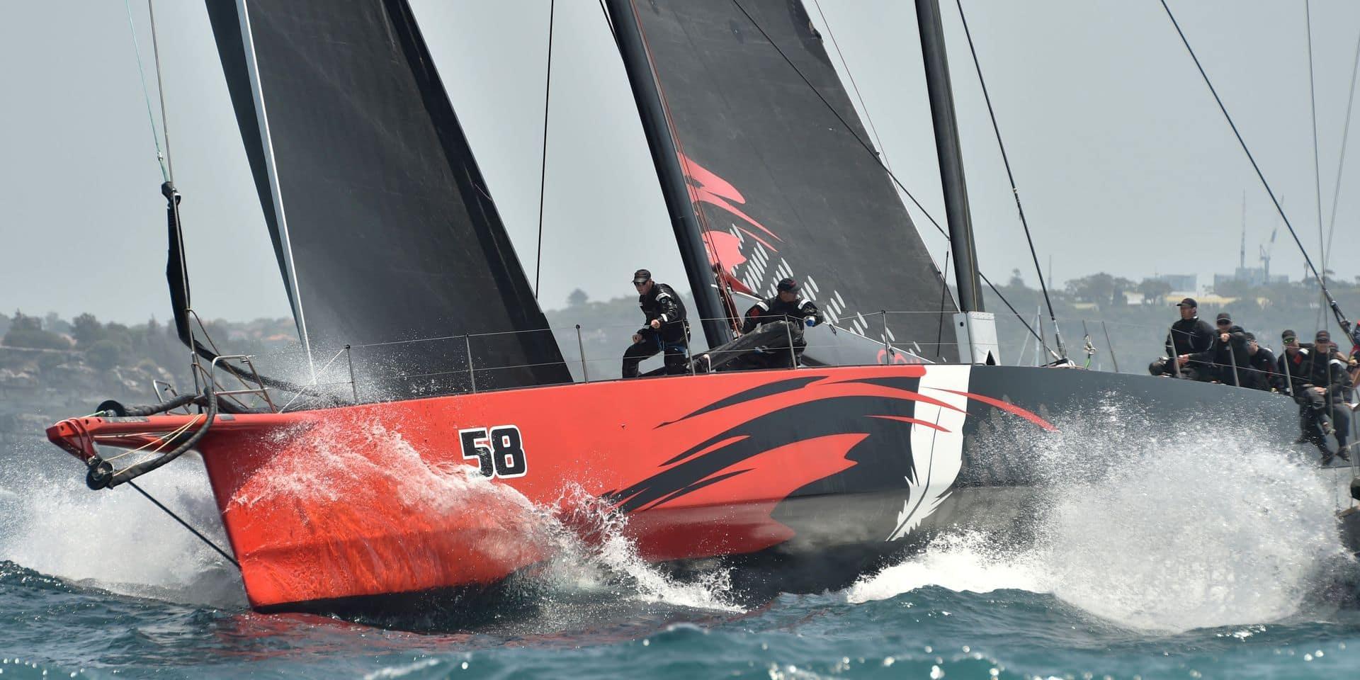 Record de participation sur la Sydney-Hobart