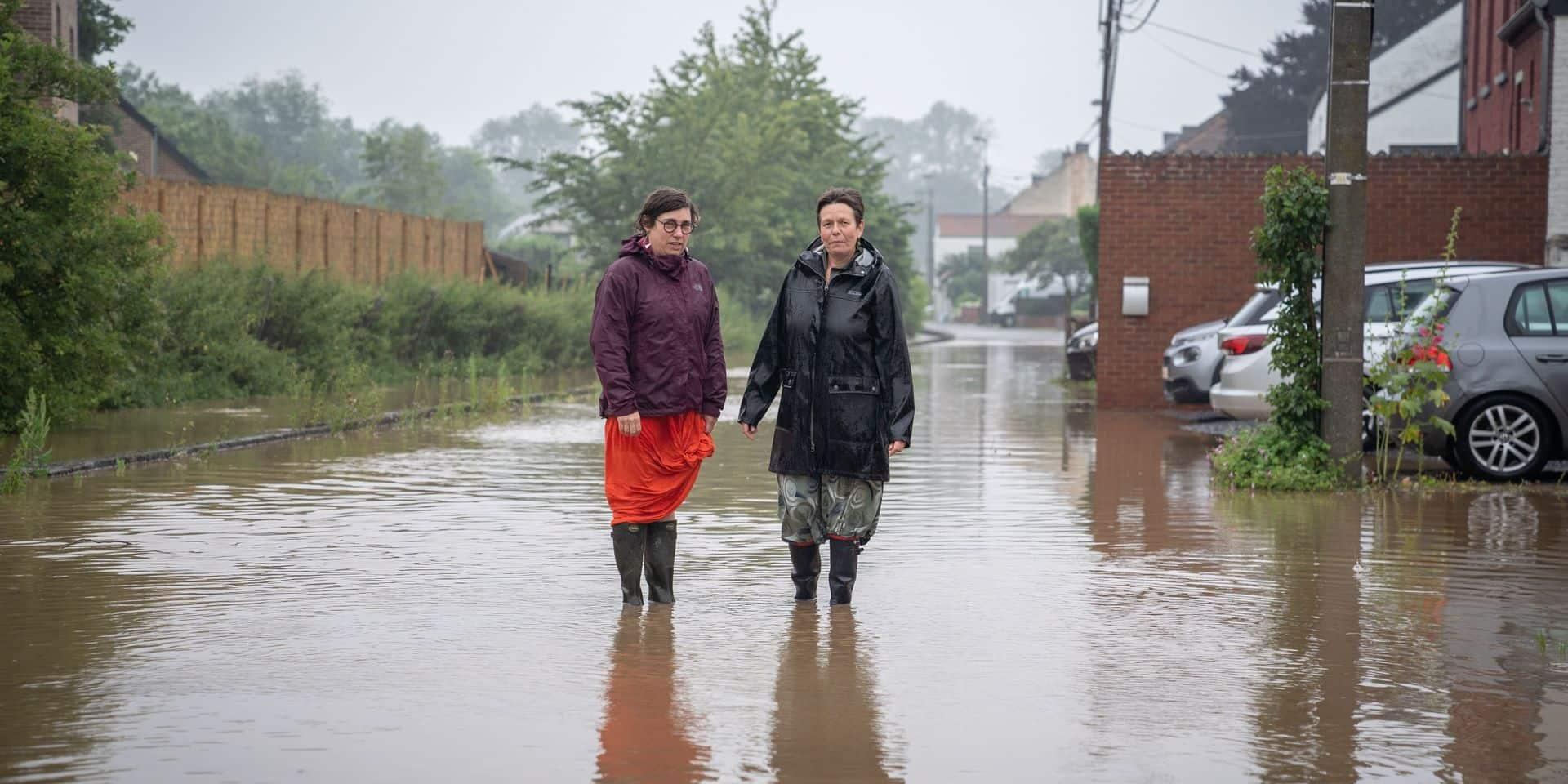 Walhain dévoile son plan d'action contre les inondations