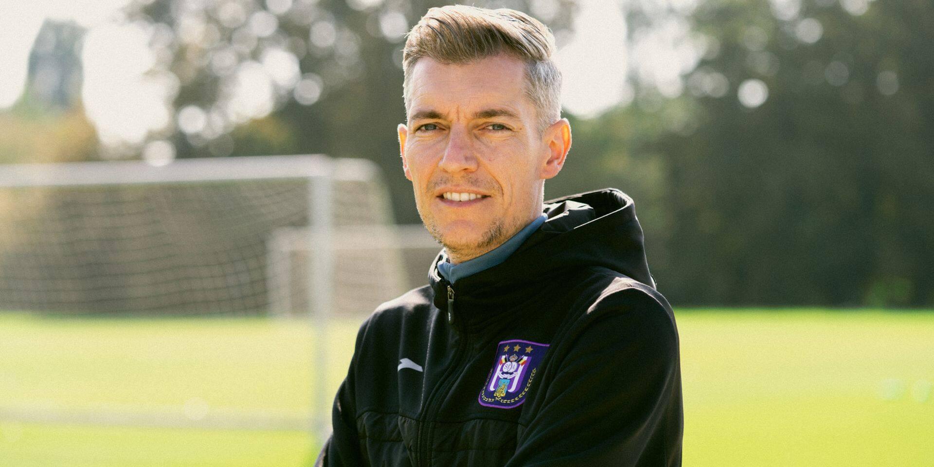 Officiel: Willem Weijs intègre le staff de Vincent Kompany à Anderlecht