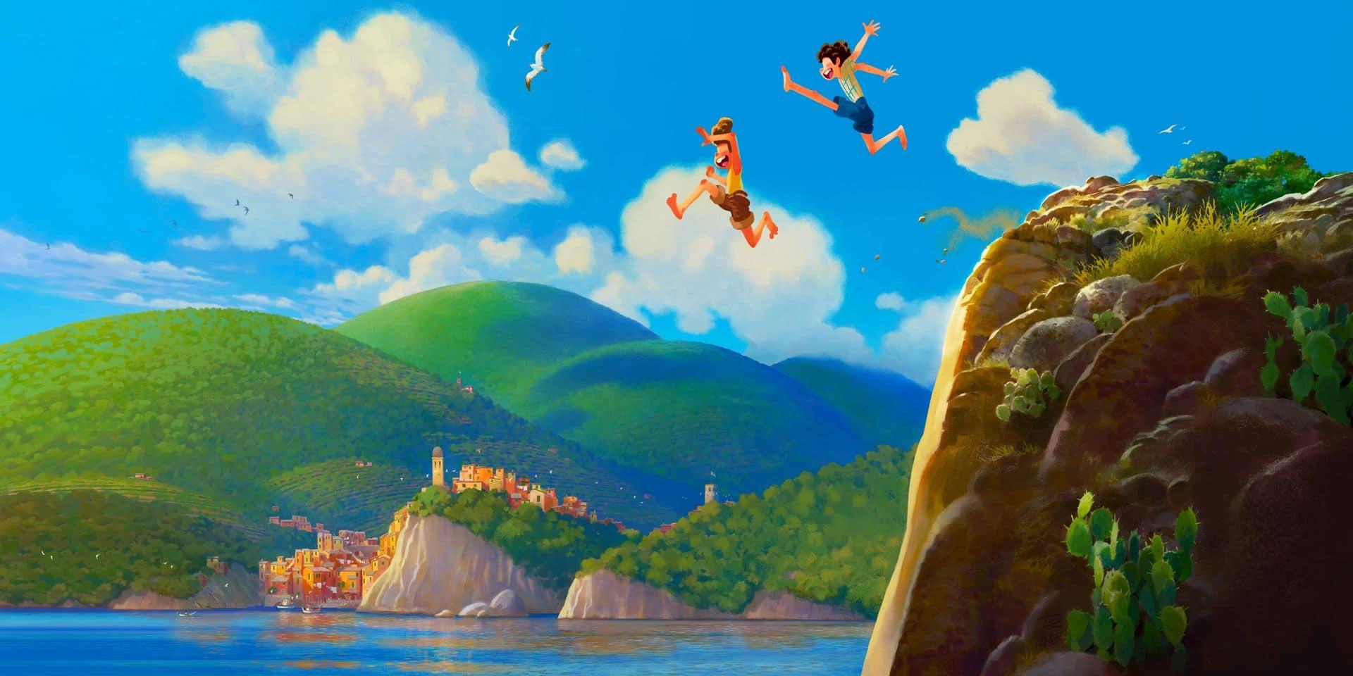 """Luca, le """"monstrueux"""" nouveau Pixar"""