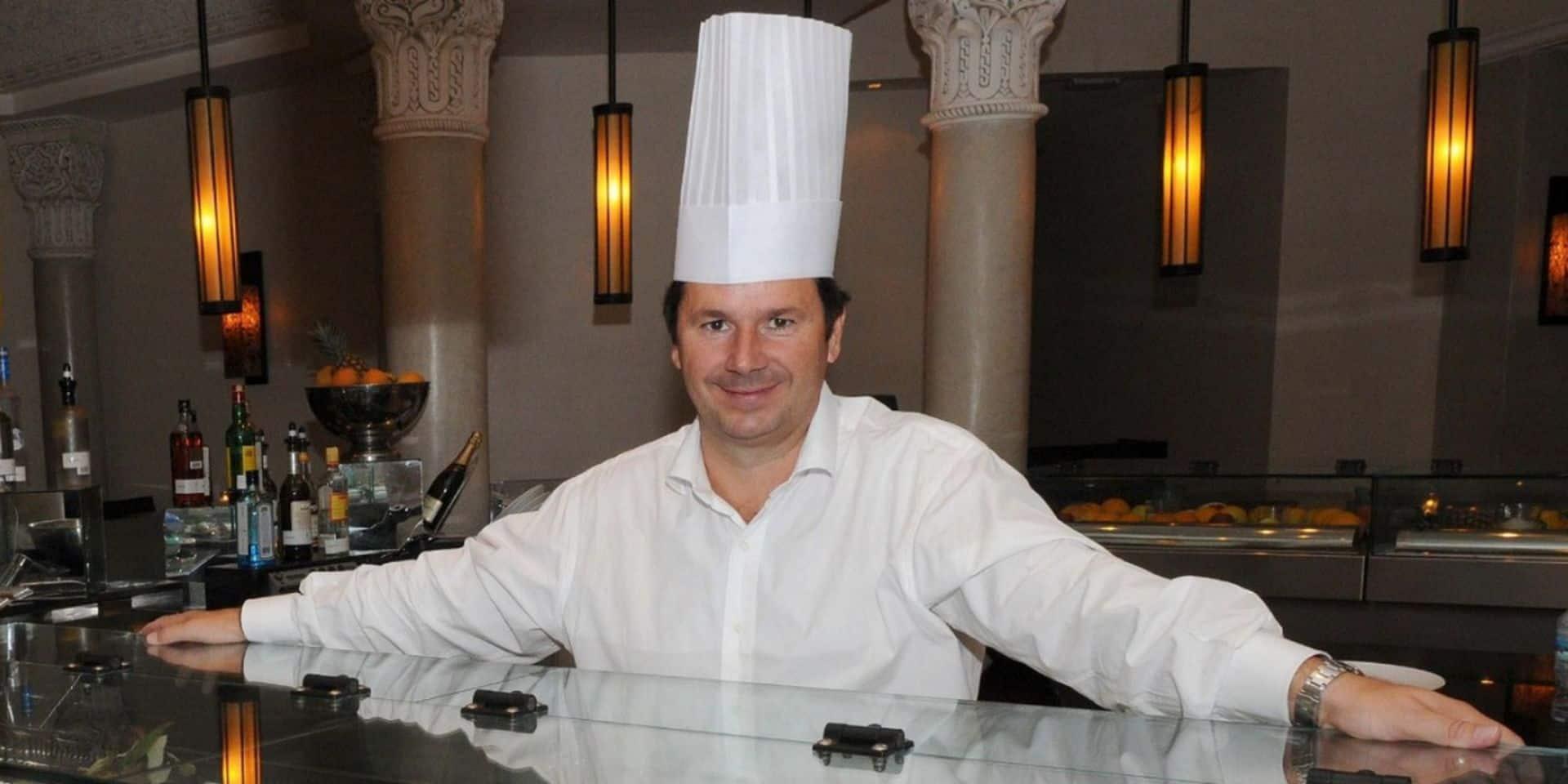 """Christophe Leroy s'explique après le dîner clandestin : """"Il n'y a rien de grave mais je n'aurais pas dû le faire"""""""