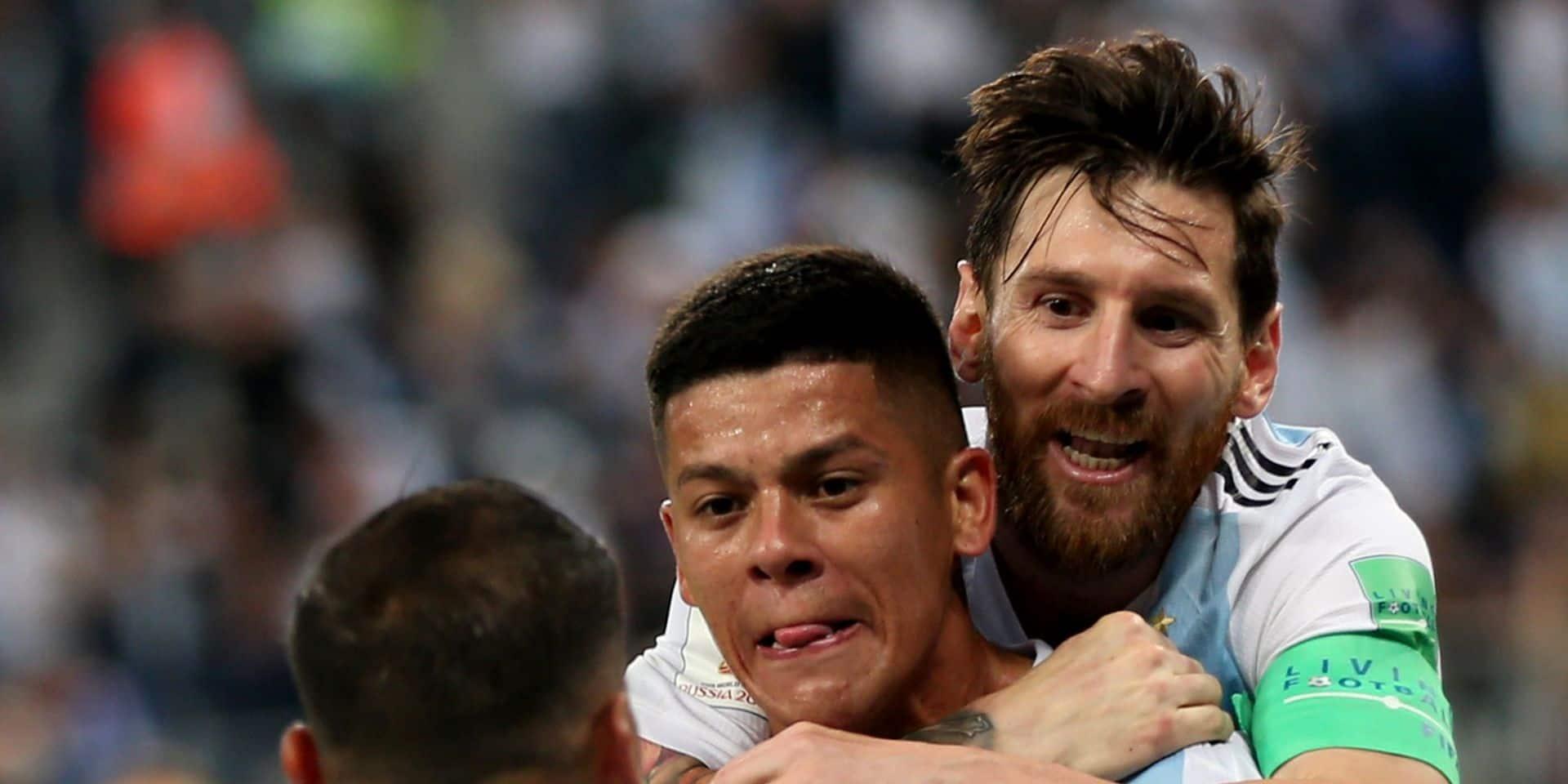 """L'Argentine confiante avant d'affronter la France, """"une grande sélection"""""""