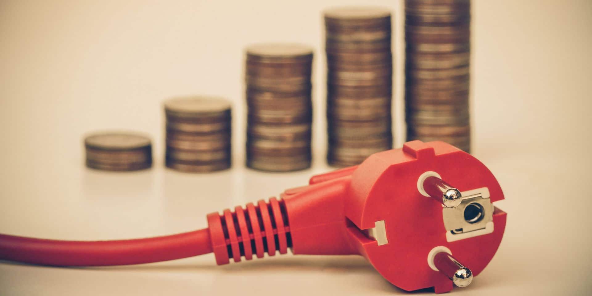 Le risque financier des fournisseurs d'énergie a triplé depuis février