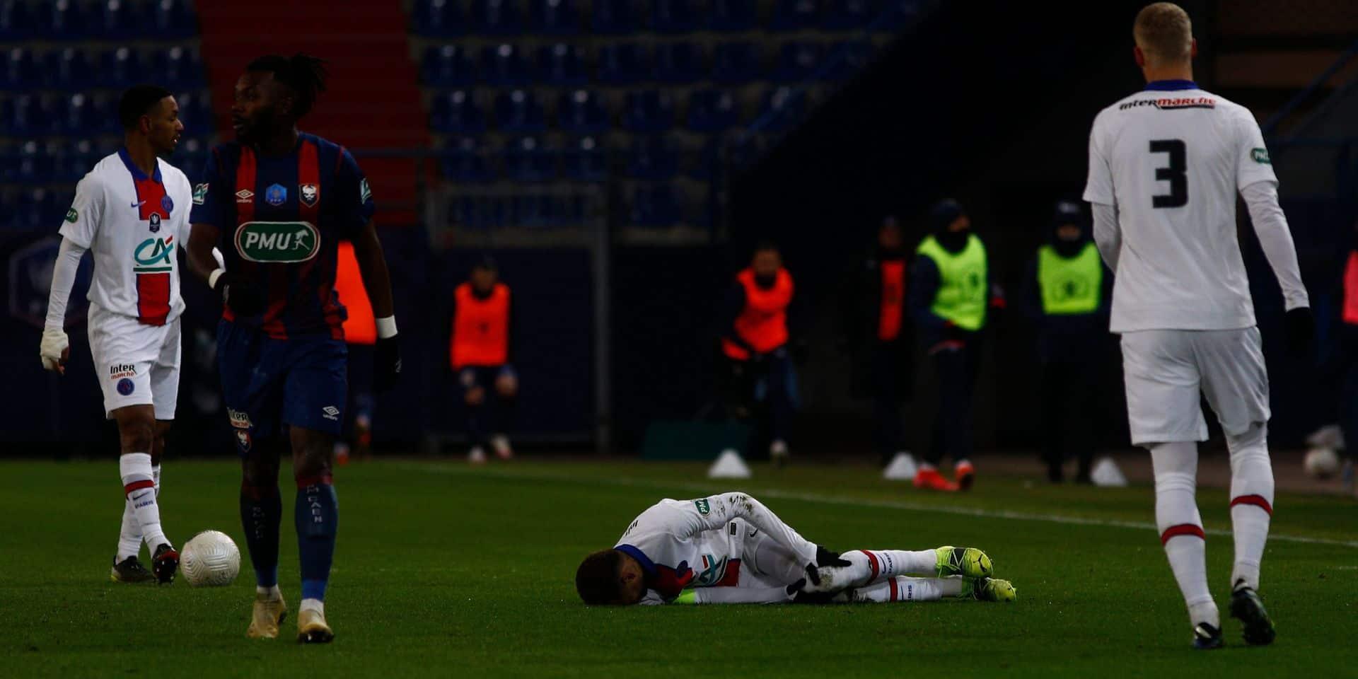 Et comme d'habitude, Neymar ne sera pas là