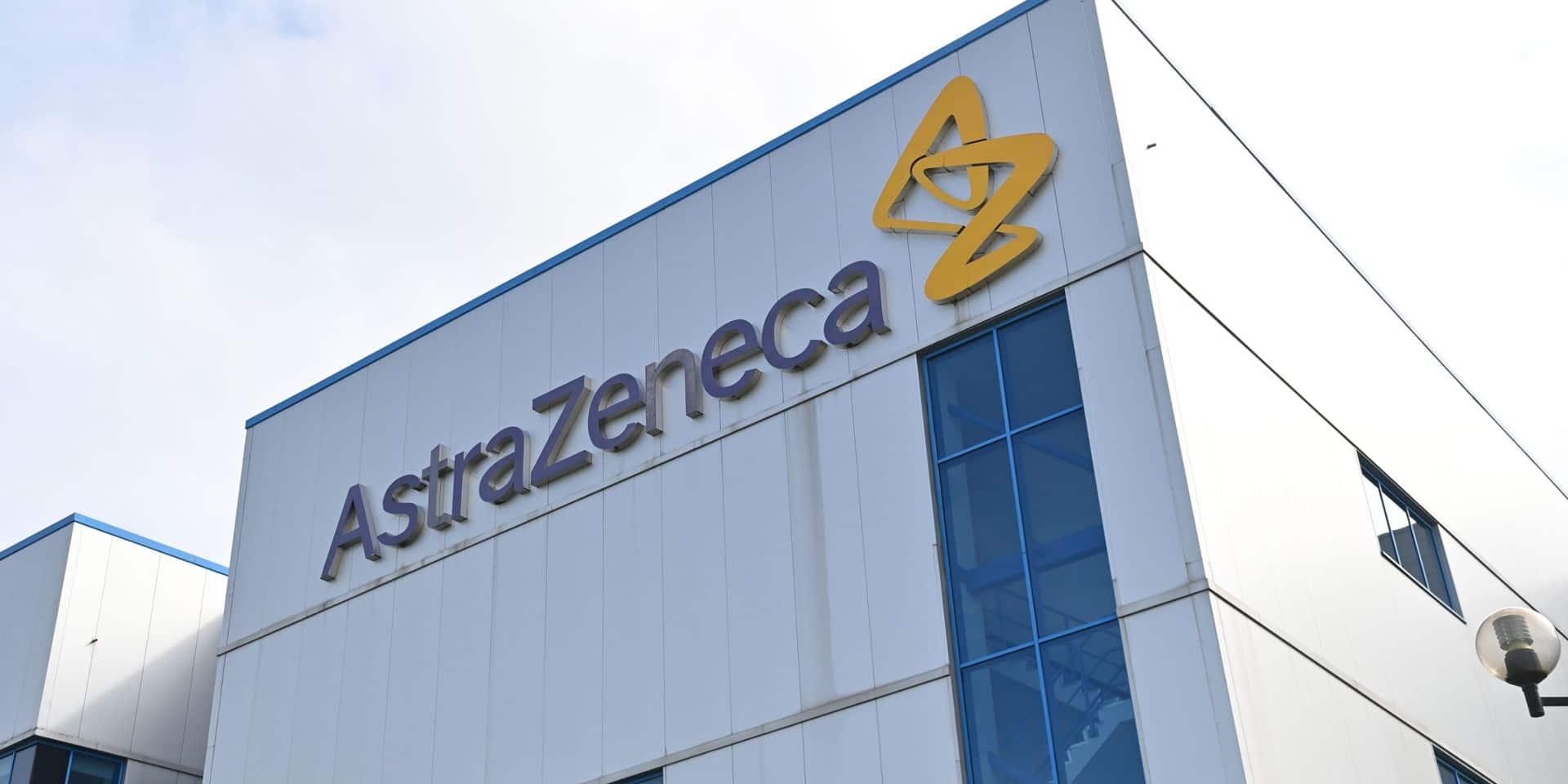 Le patron d'AstraZeneca affirme qu'un vaccin pourrait être prêt fin décembre