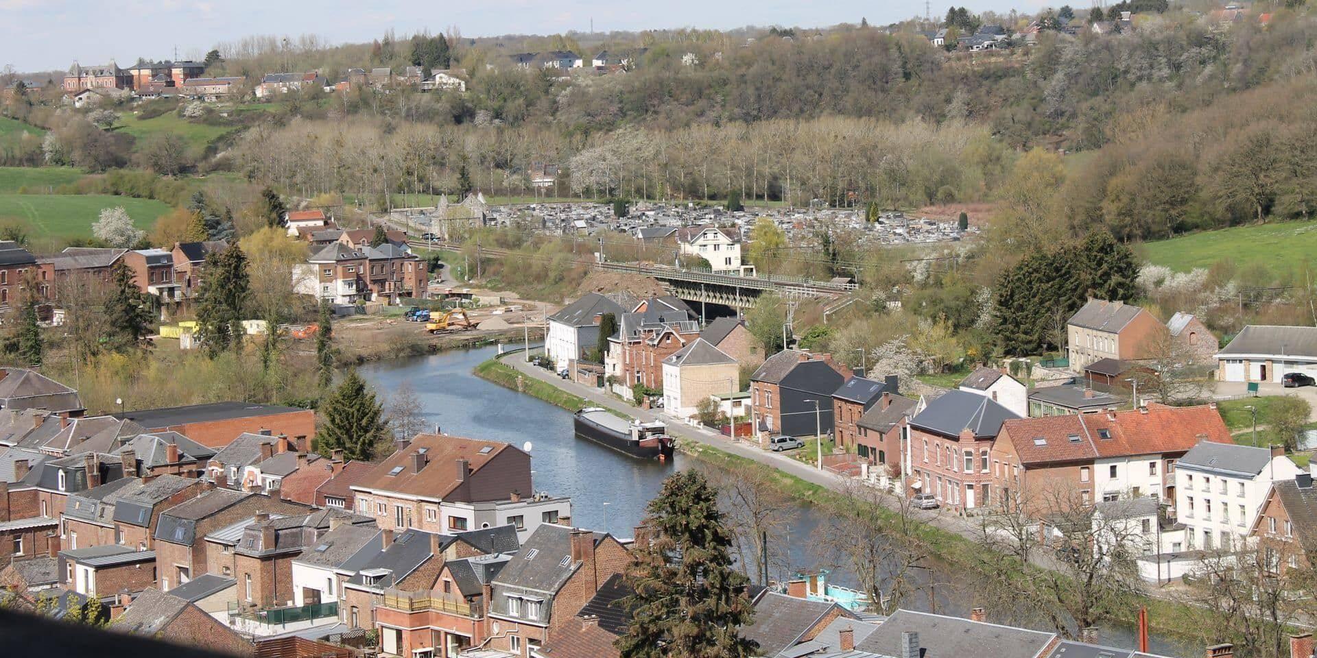La liaison fluviale Charleroi-Paris sera rouverte cet été