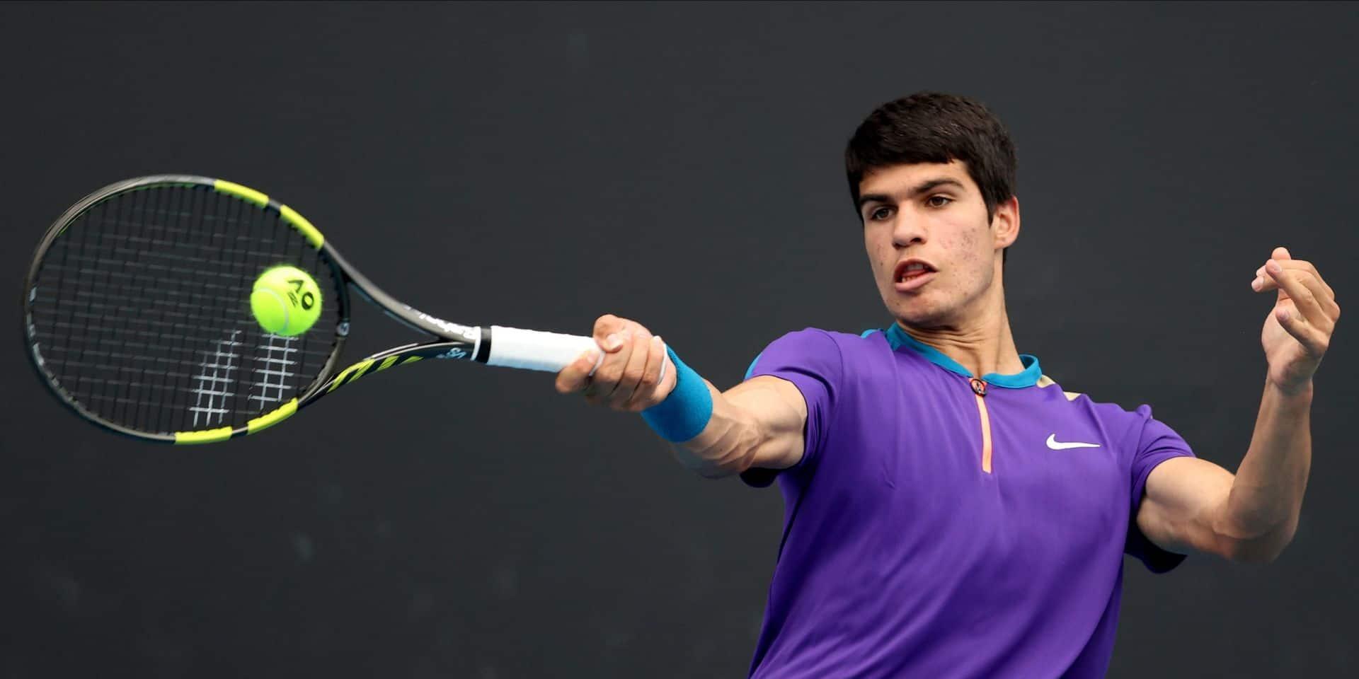 Carlos Alcaraz bat encore un record de précocité à Madrid: l'héritier de Nadal est-il trouvé?