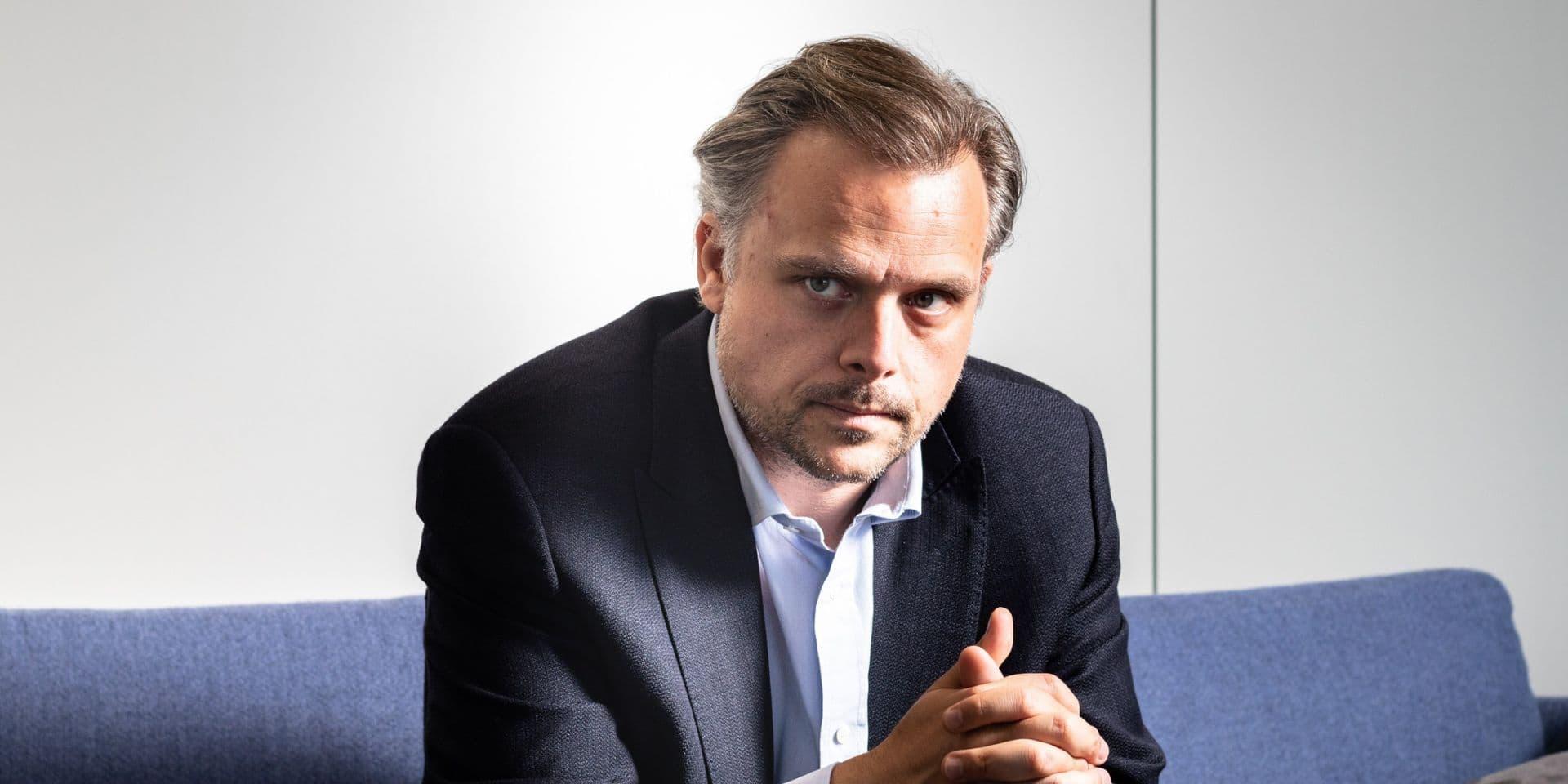 """""""L'immobilisme tue pendant une crise"""": pour Philippe De Backer, la complexité du système belge a ralenti la gestion de la pandémie"""