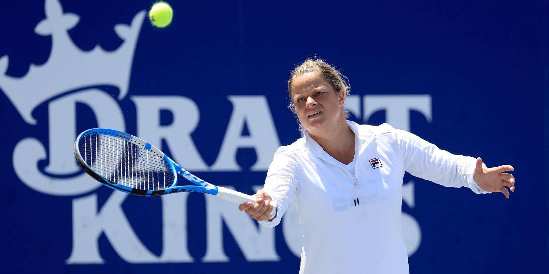 Cincinnati: Kim Clijsters doit déclarer forfait!