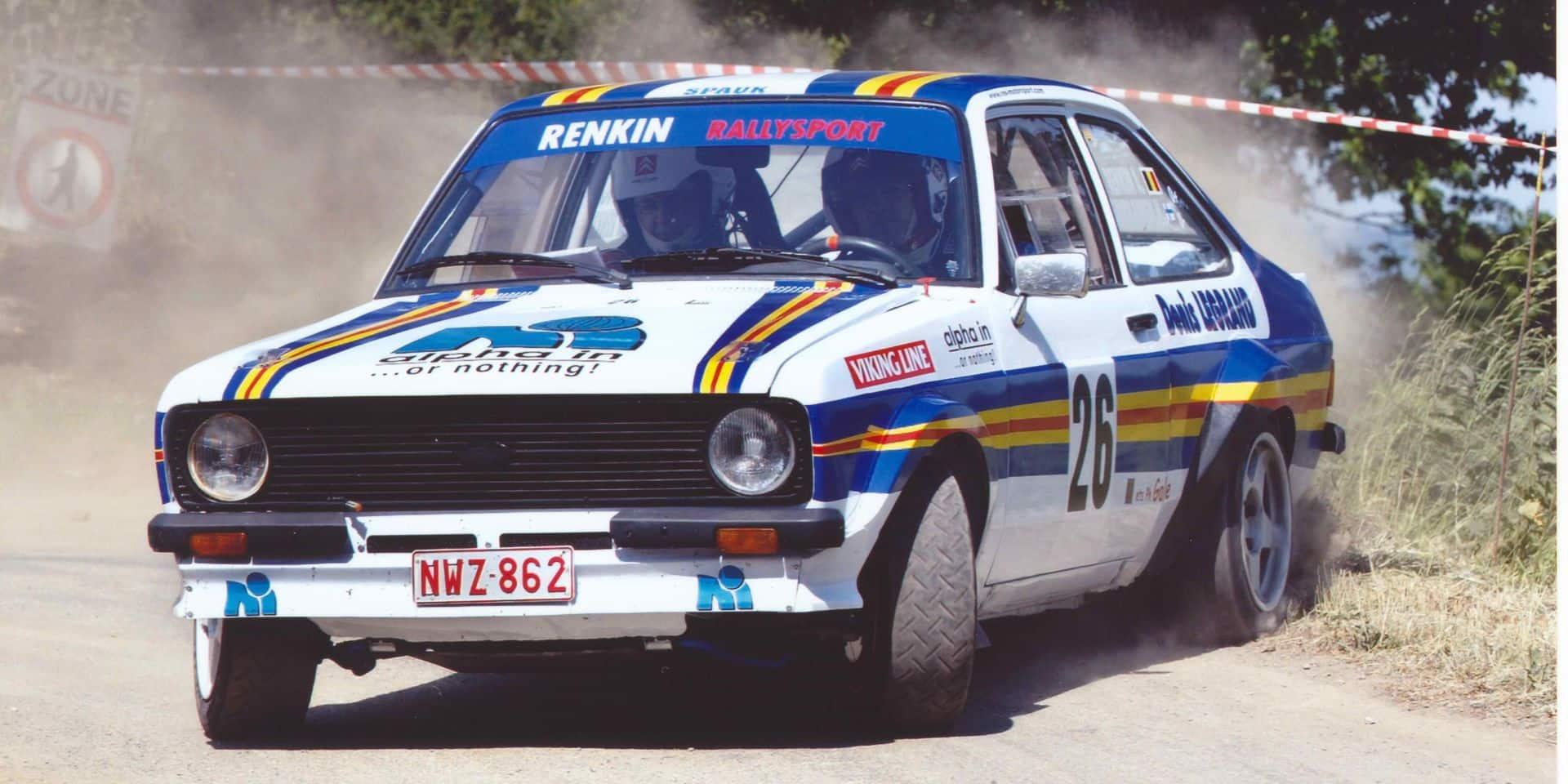 Rallye de Wallonie - jeudi