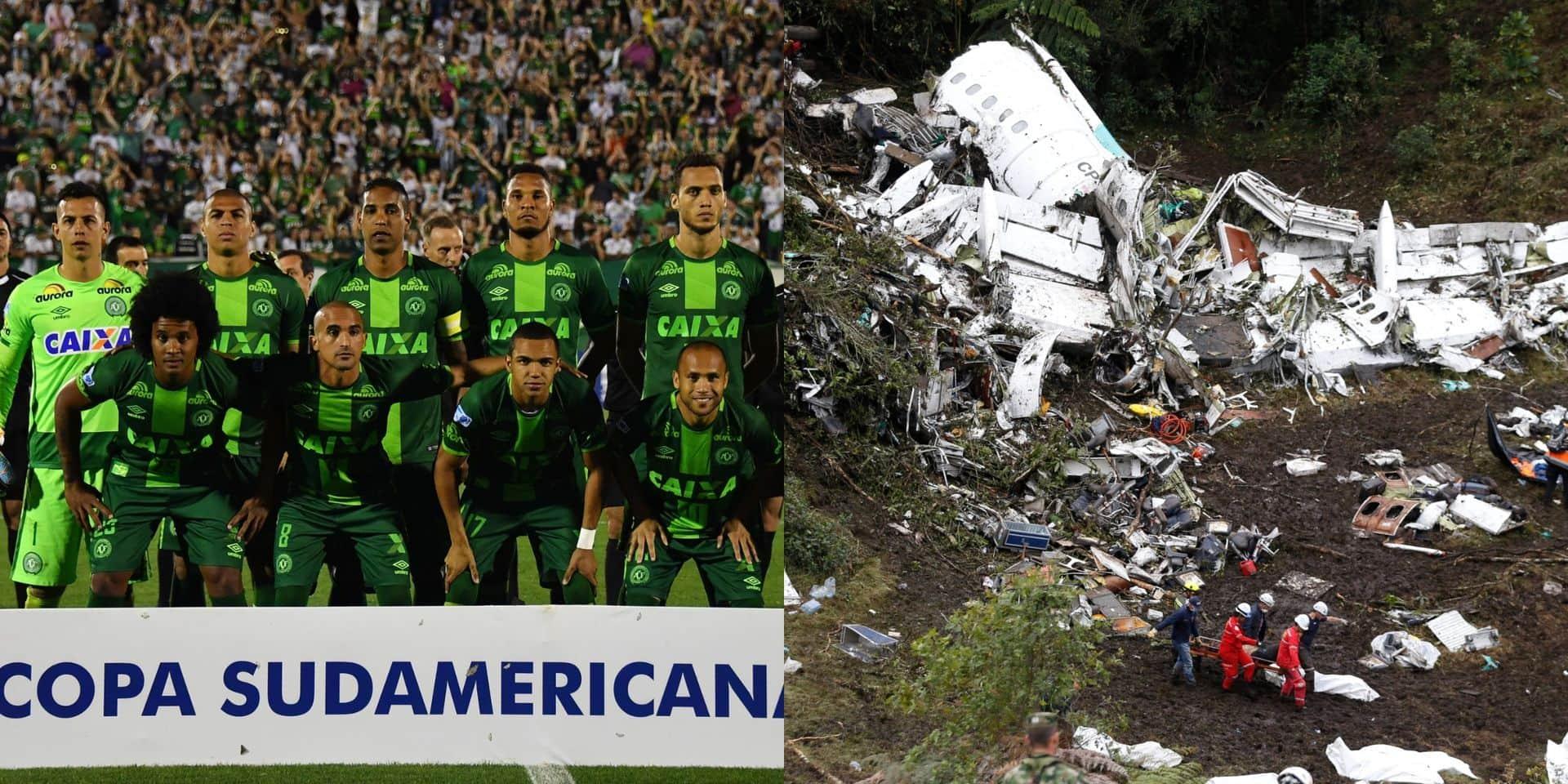 Quatre ans après son terrible crash d'avion, le club de Chapecoense de retour en 1re division brésilienne