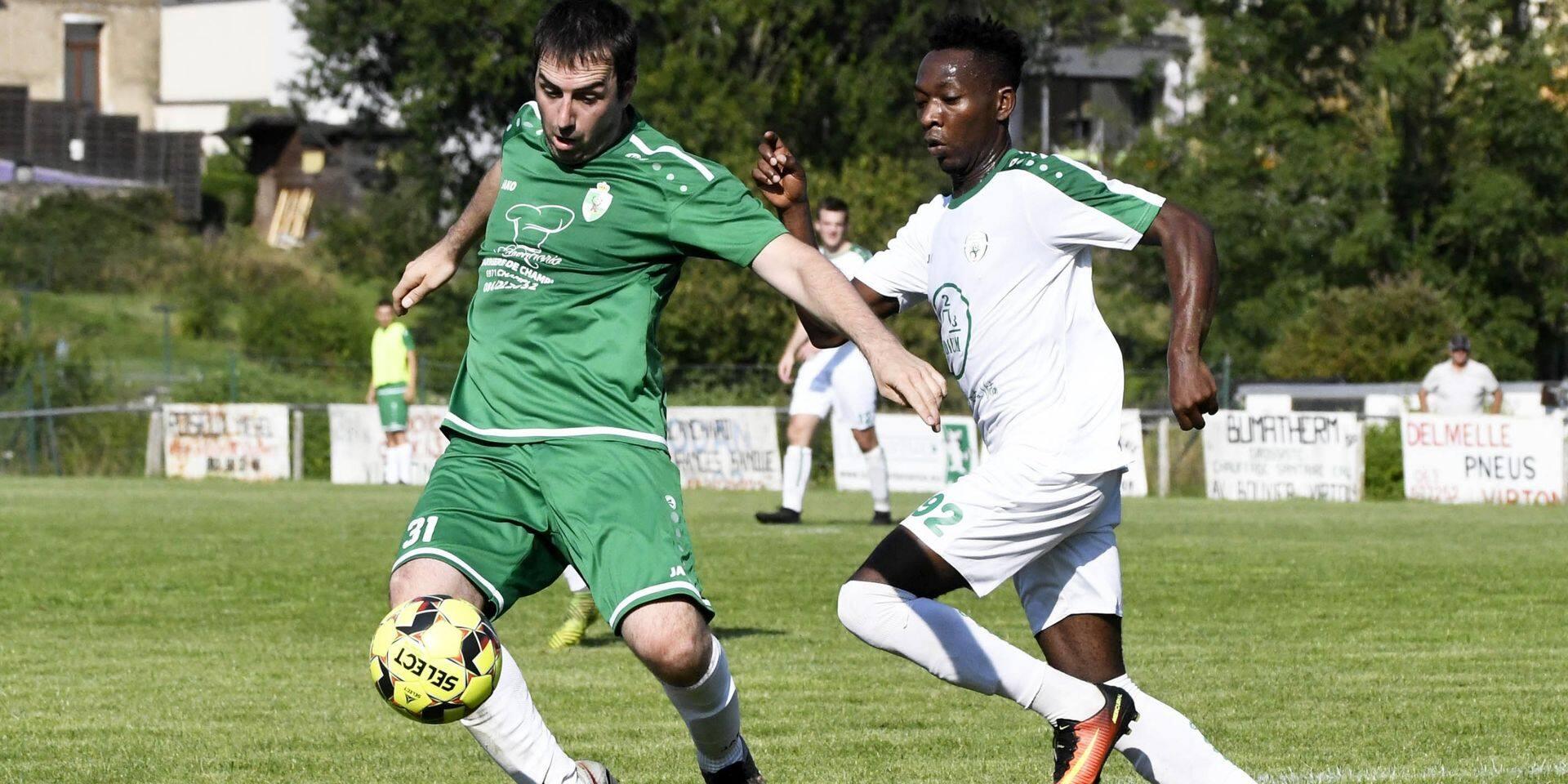 Coupe de la province : Ethe éliminé par Saint-Hubert
