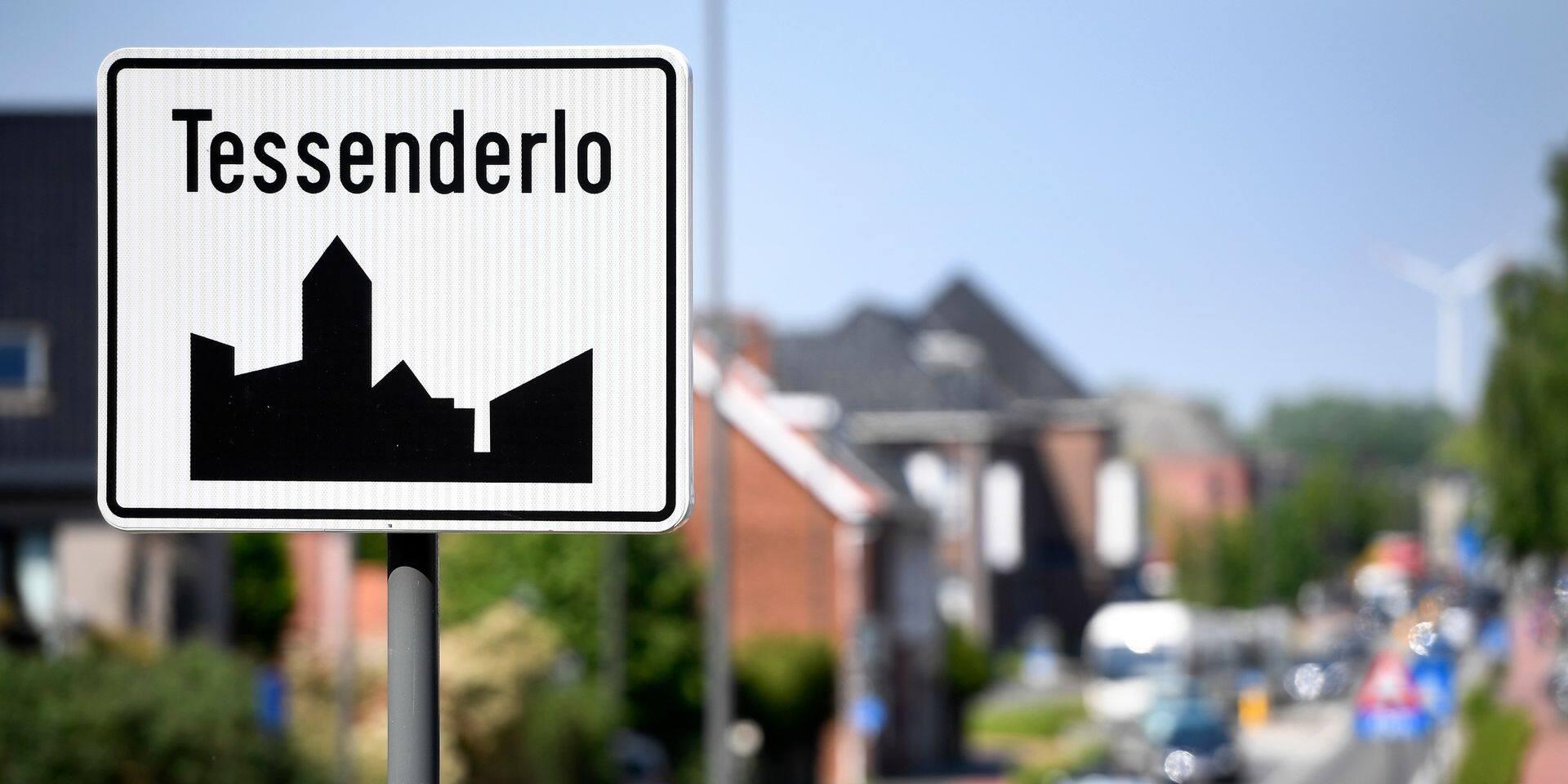 La police interrompt une fête de personnel à Tessenderlo