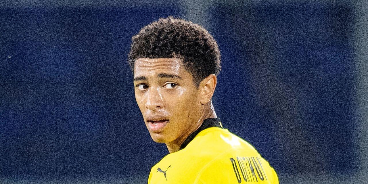 Technique, volume de jeu et précocité: Jude Bellingham, le nouveau phénomène du Borussia Dortmund