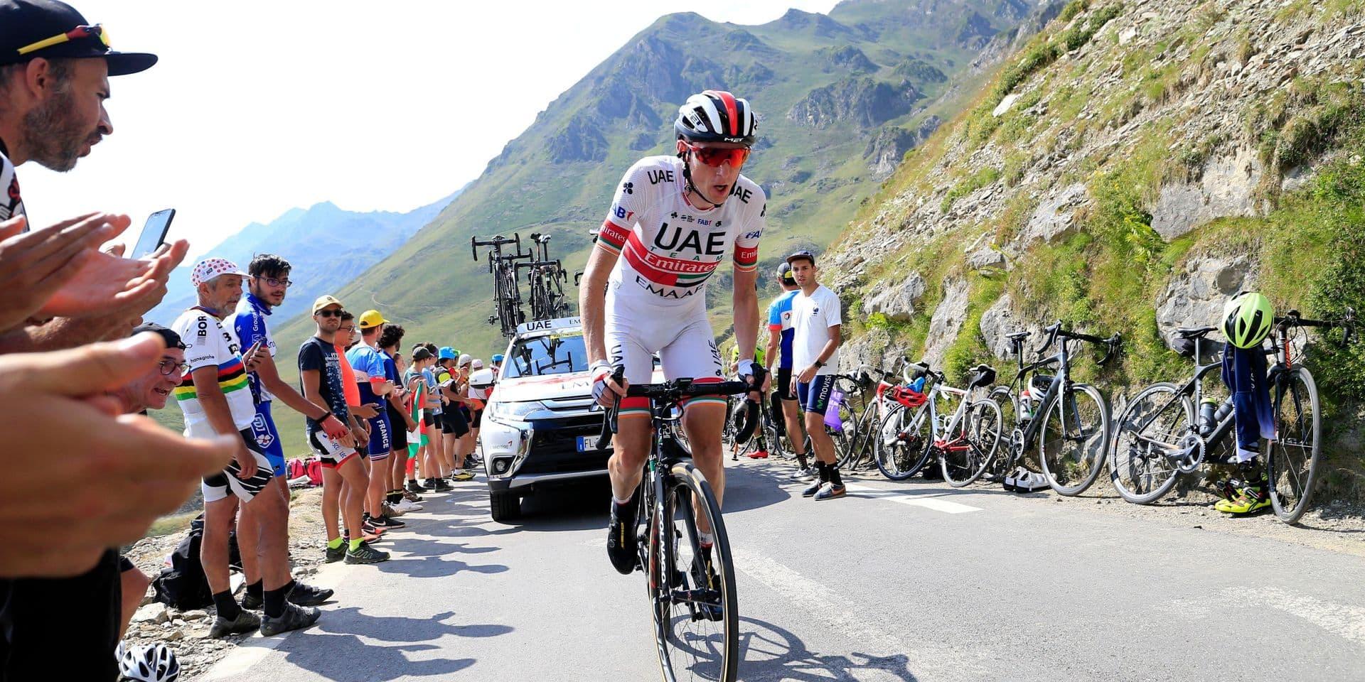 Critérium du Dauphiné : Abandon de Dan Martin en raison d'une fracture