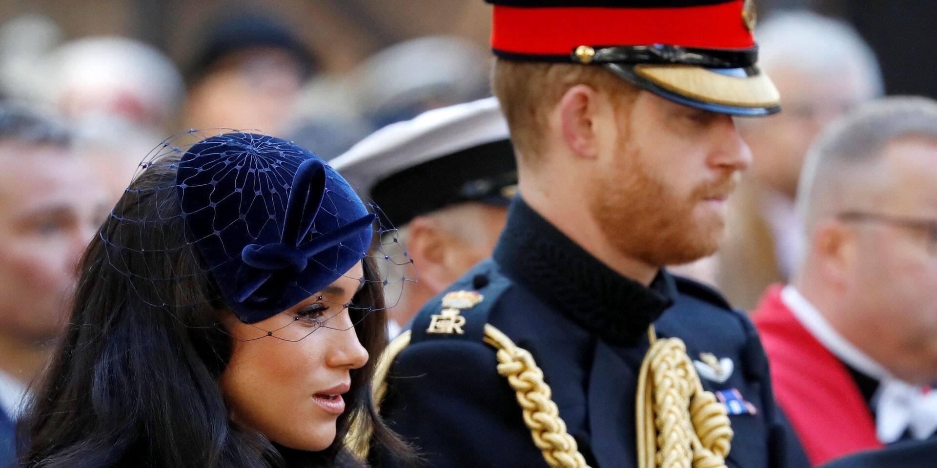 """""""C'est désespérant"""": Harry et Meghan ont déposé les prénoms Lilibet Diana et se font atomiser"""