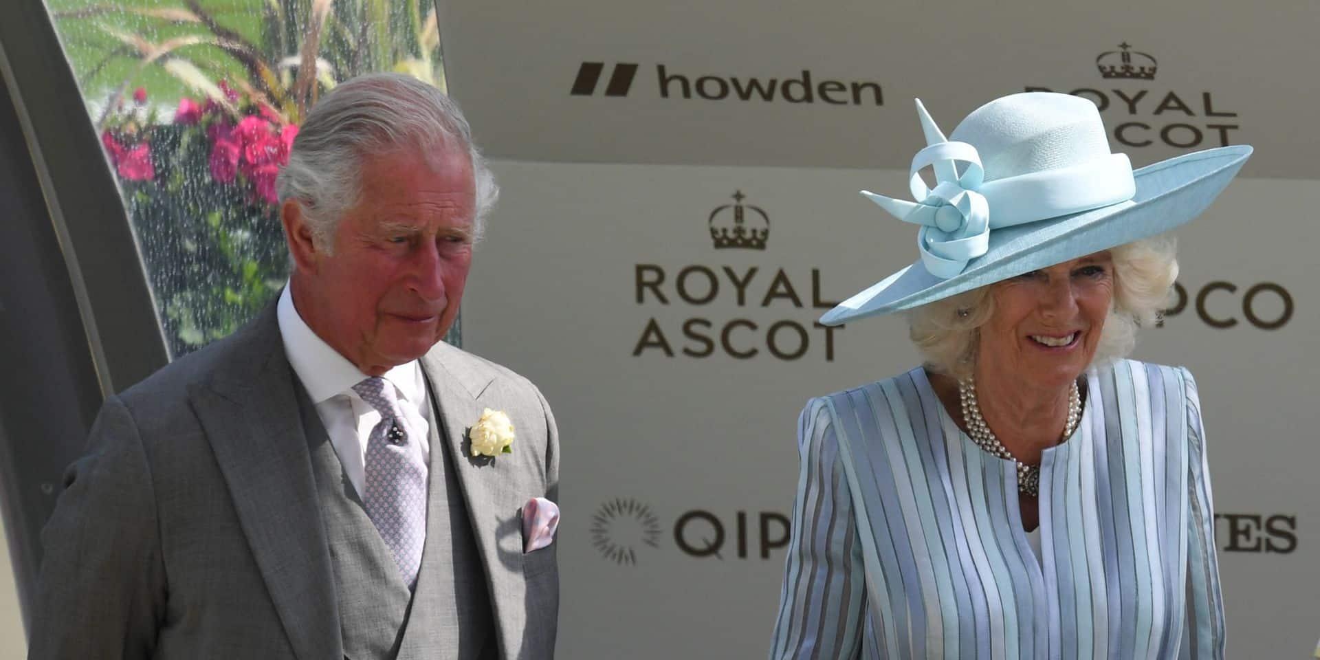 La famille royale britannique retrouve enfin le Royal Ascot, marqué par l'absence étonnante d'Elizabeth II