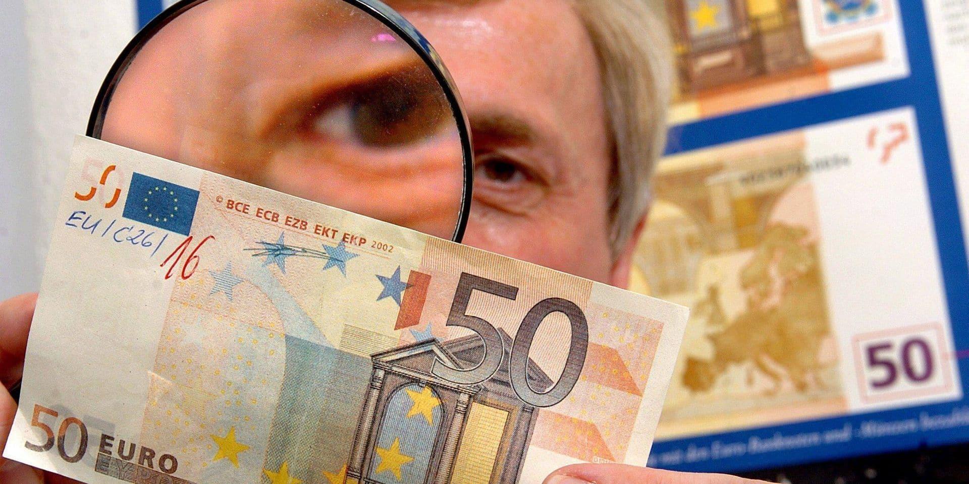 Pourquoi un faux billet de 50 € a le plus de chances d'atterrir dans votre portefeuille