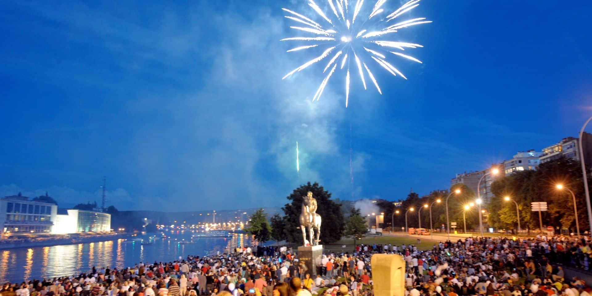 Liège fête la France pour la 75e fois !