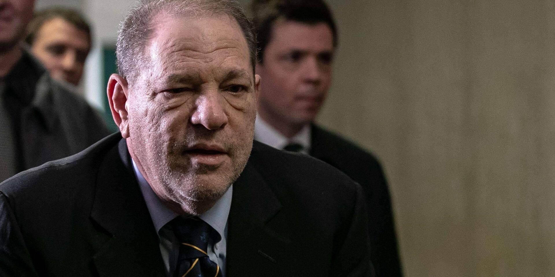 """Harvey Weinstein avait une """"liste rouge"""" des femmes susceptibles de le dénoncer"""