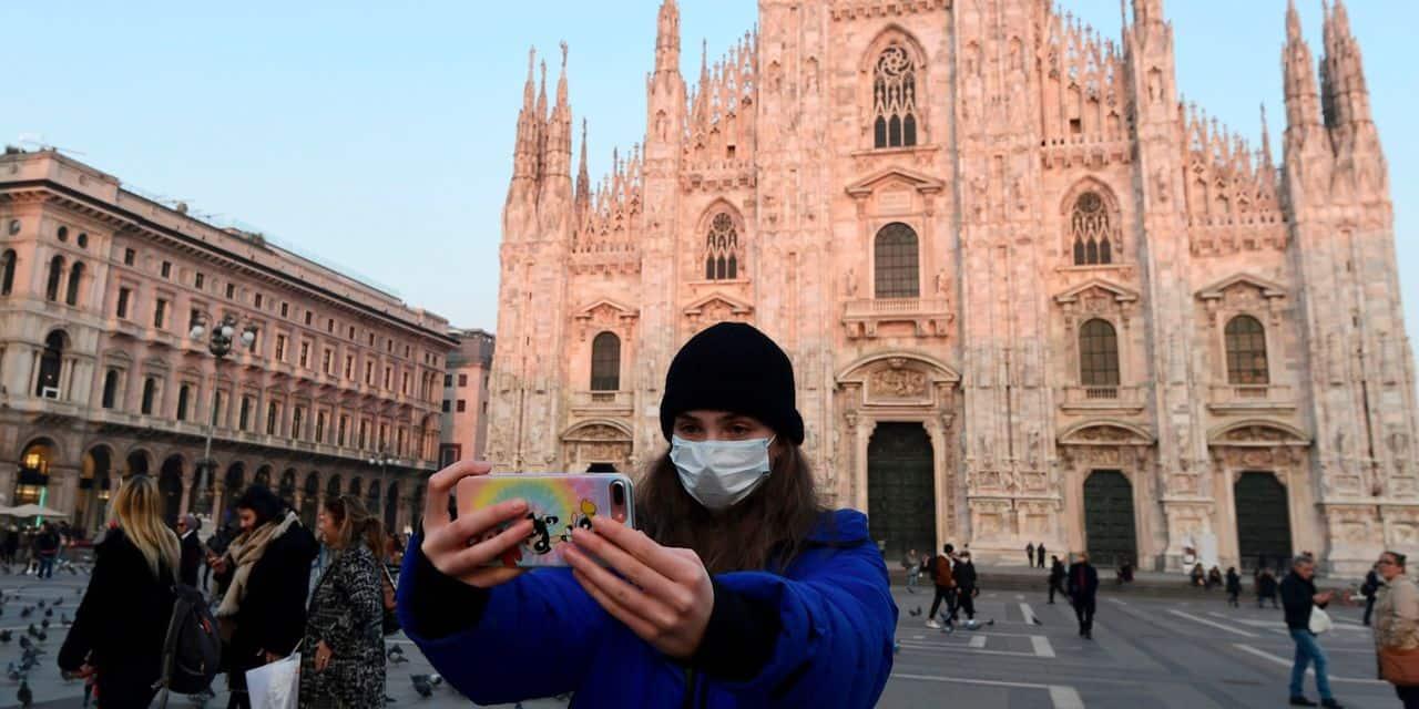 Coronavirus : les étudiants de l'UCLouvain en Erasmus au nord de l'Italie suivis de très près