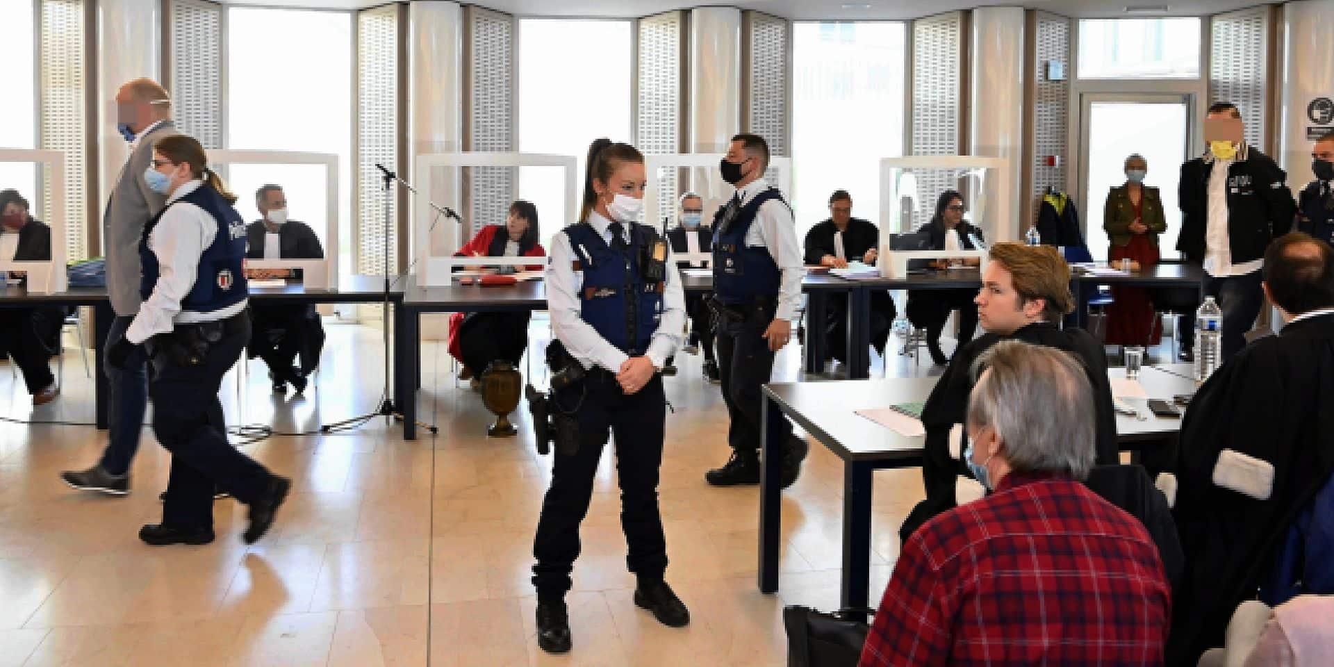 Assises de Liège : la culpabilité d'assassinat réclamée contre chacun des trois accusés