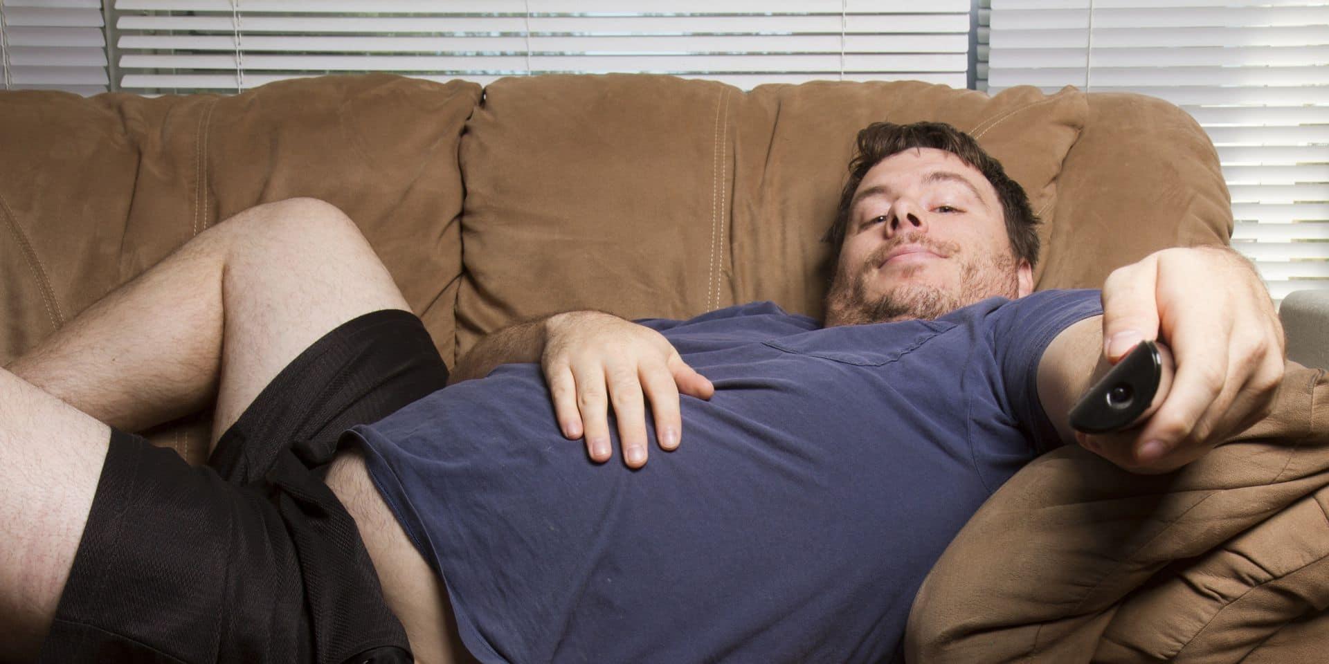Pourquoi les hommes grossissent (tous) du ventre avec l'âge