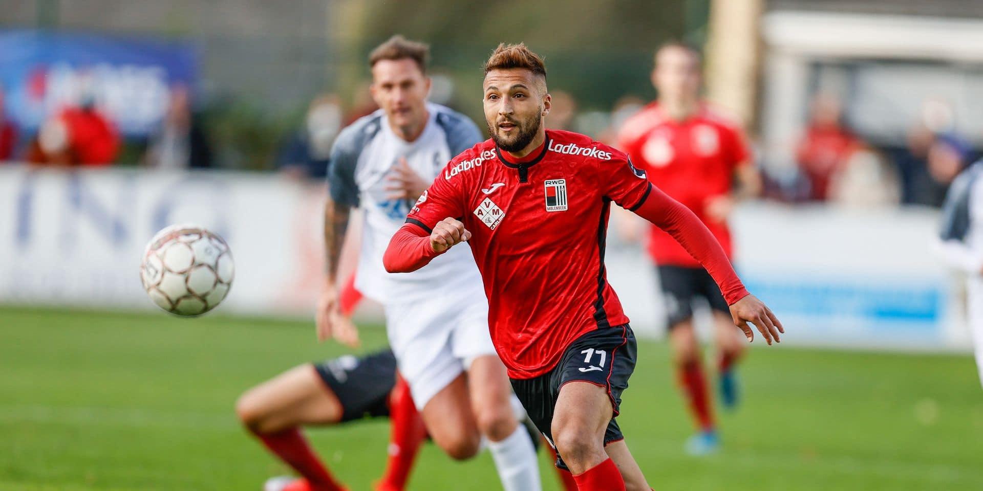 Croky Cup: Waasland-Beveren et le RWDM qualifiés pour le tour suivant, Deinze battu