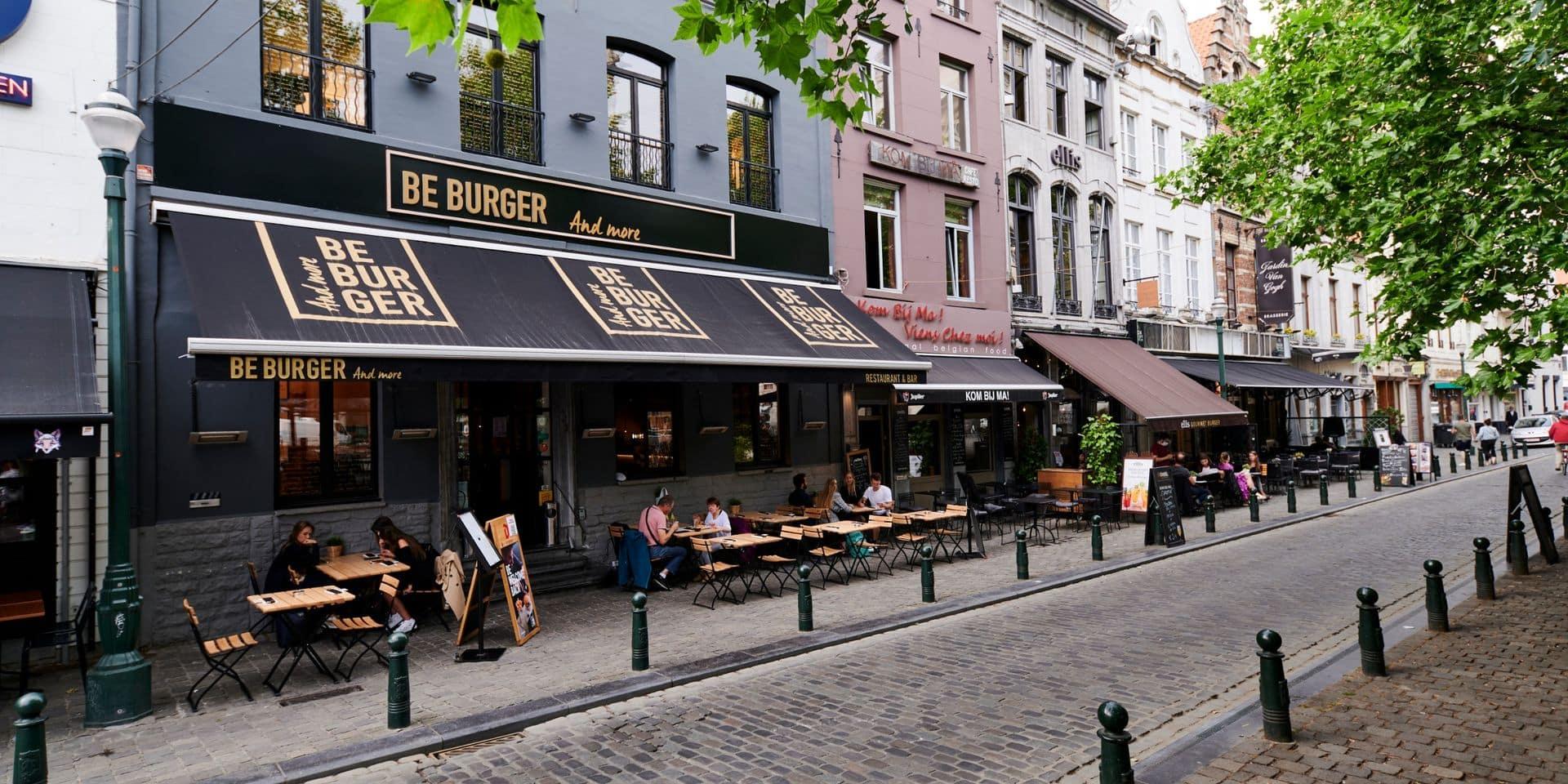 La chaîne belge Be Burger débarque en France