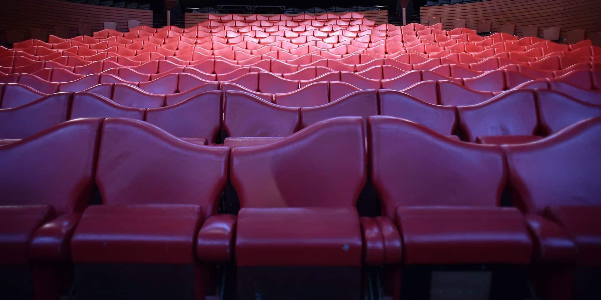 Ouverture du théâtre du Midi dédié à l'humour au cœur de Bruxelles